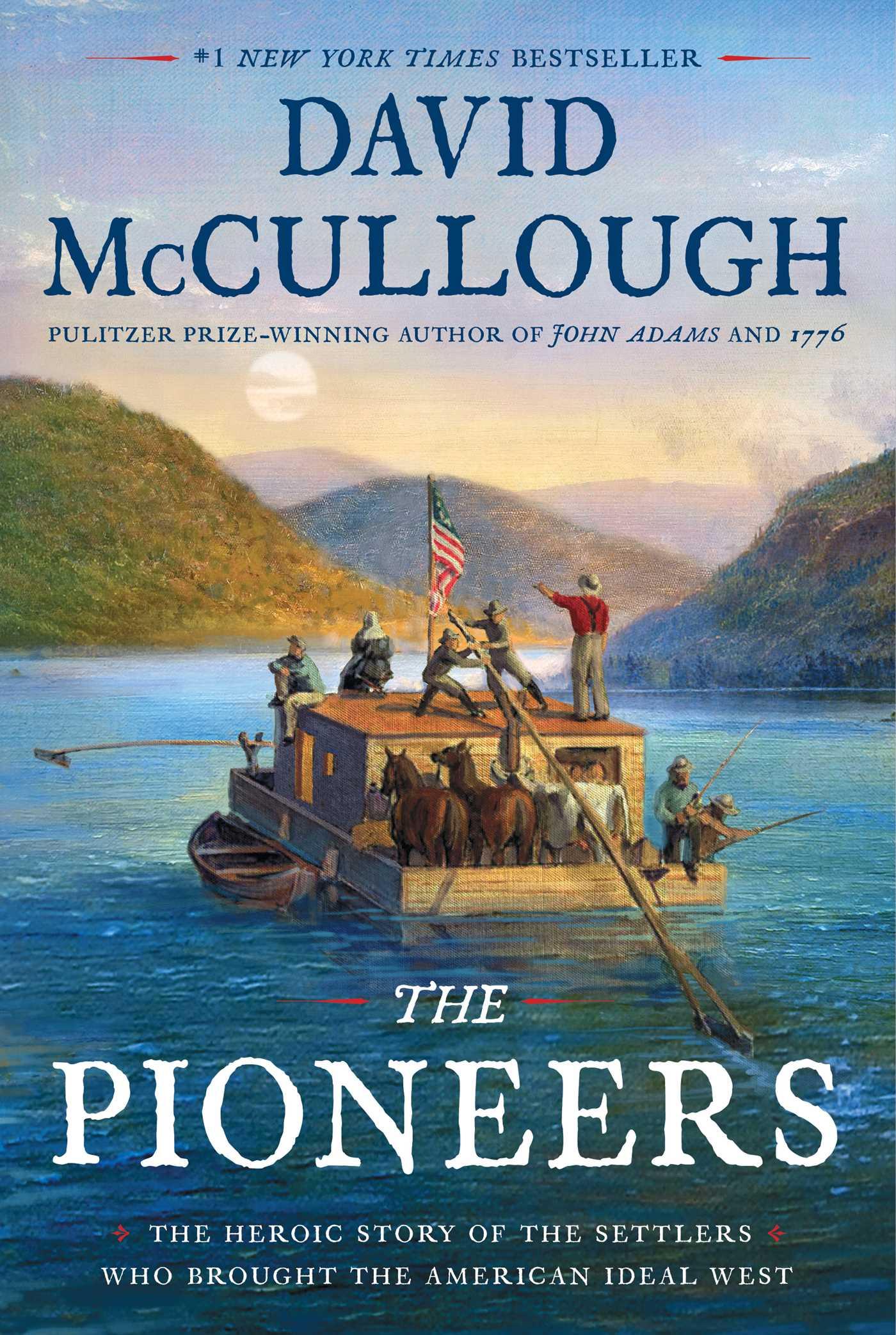 The pioneers 9781501168680 hr