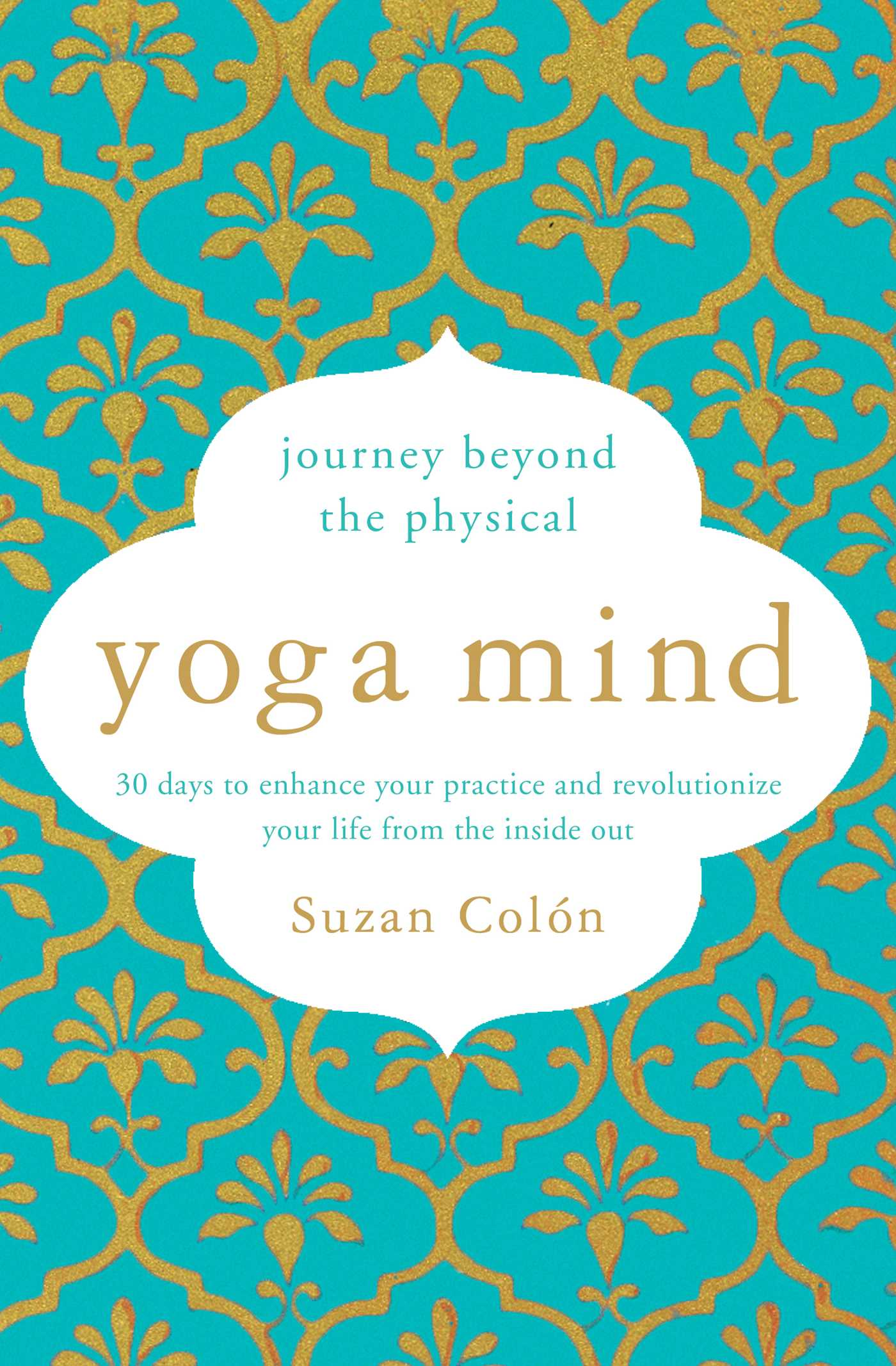 Book Cover Image (jpg): Yoga Mind