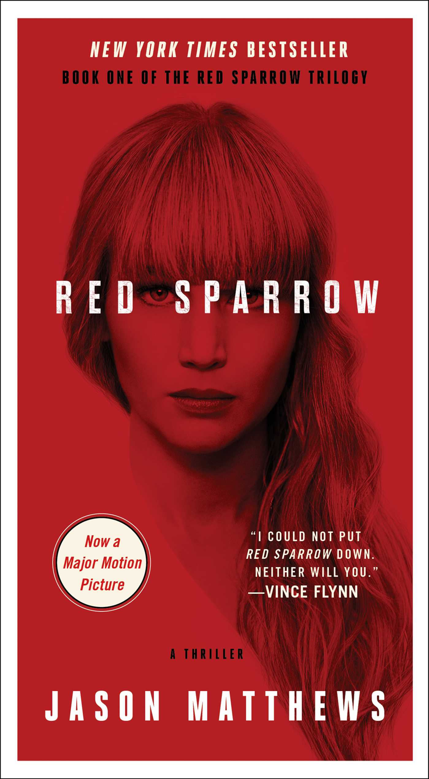 Red sparrow 9781501168918 hr