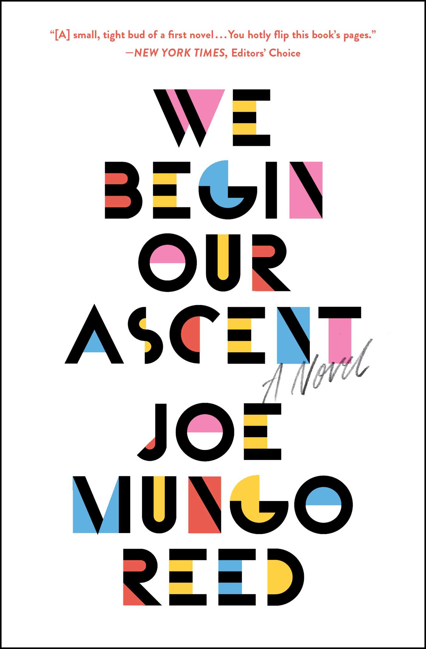 we begin our ascent ebook by joe mungo reed official publisher