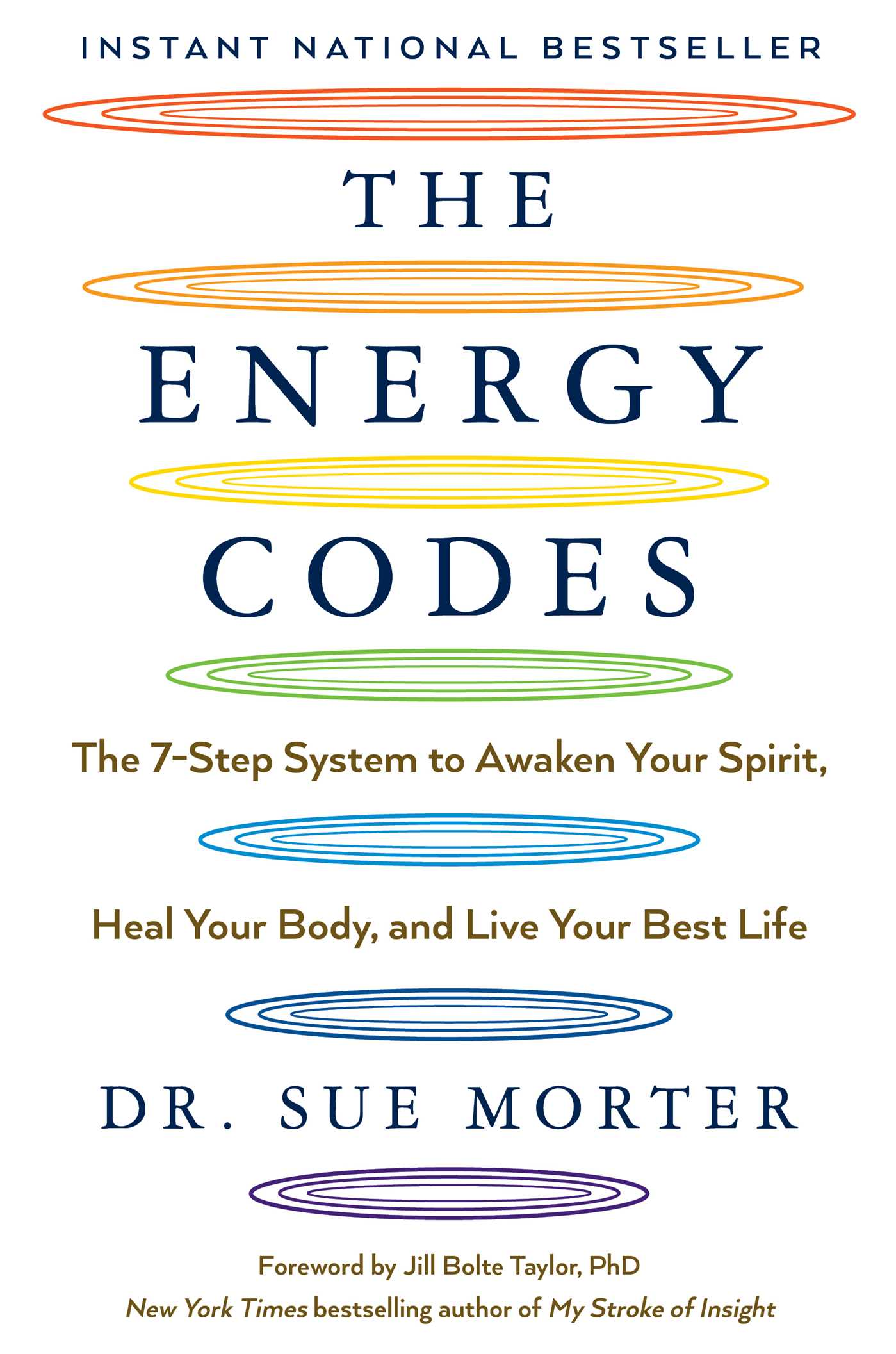 The Energy Codes | Book by Sue Morter, Jill Bolte Taylor