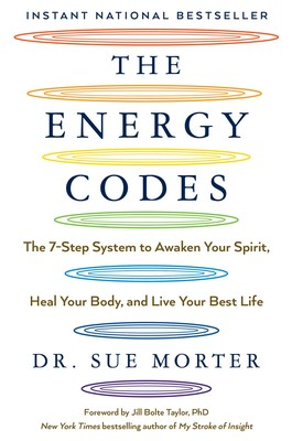 The Energy Codes | Book by Sue Morter, Jill Bolte Taylor | Official