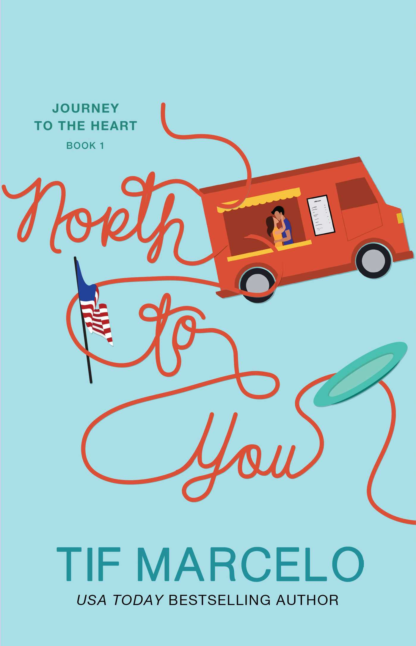 North to you 9781501169489 hr