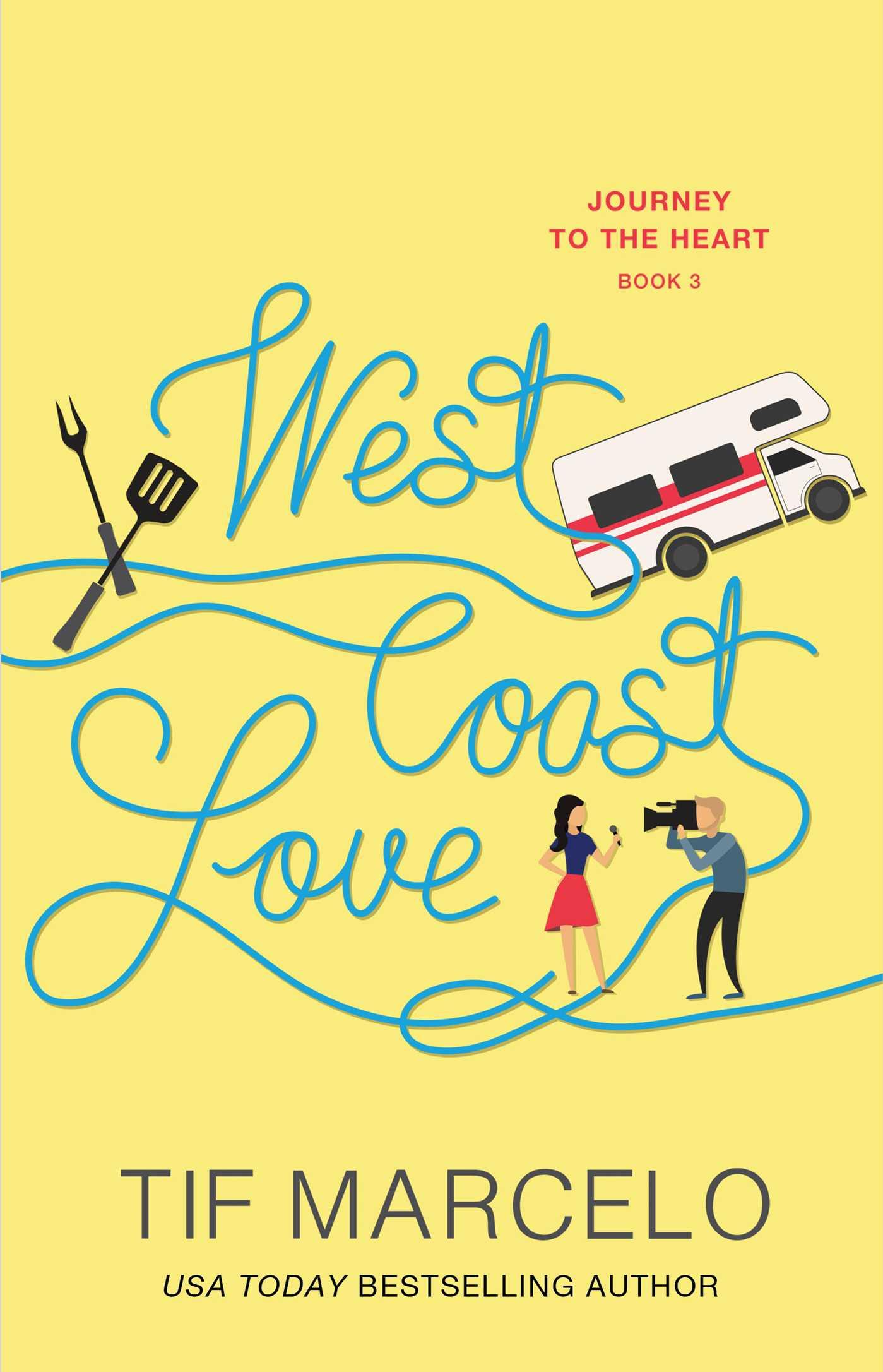 West coast love 9781501169502 hr