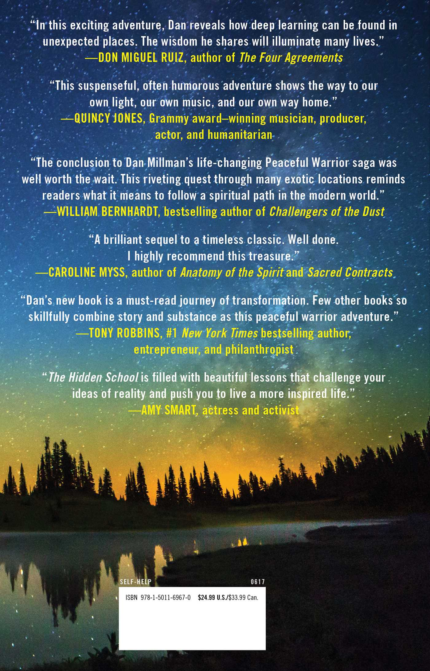 The Hidden School | Book by Dan Millman | Official Publisher Page ...