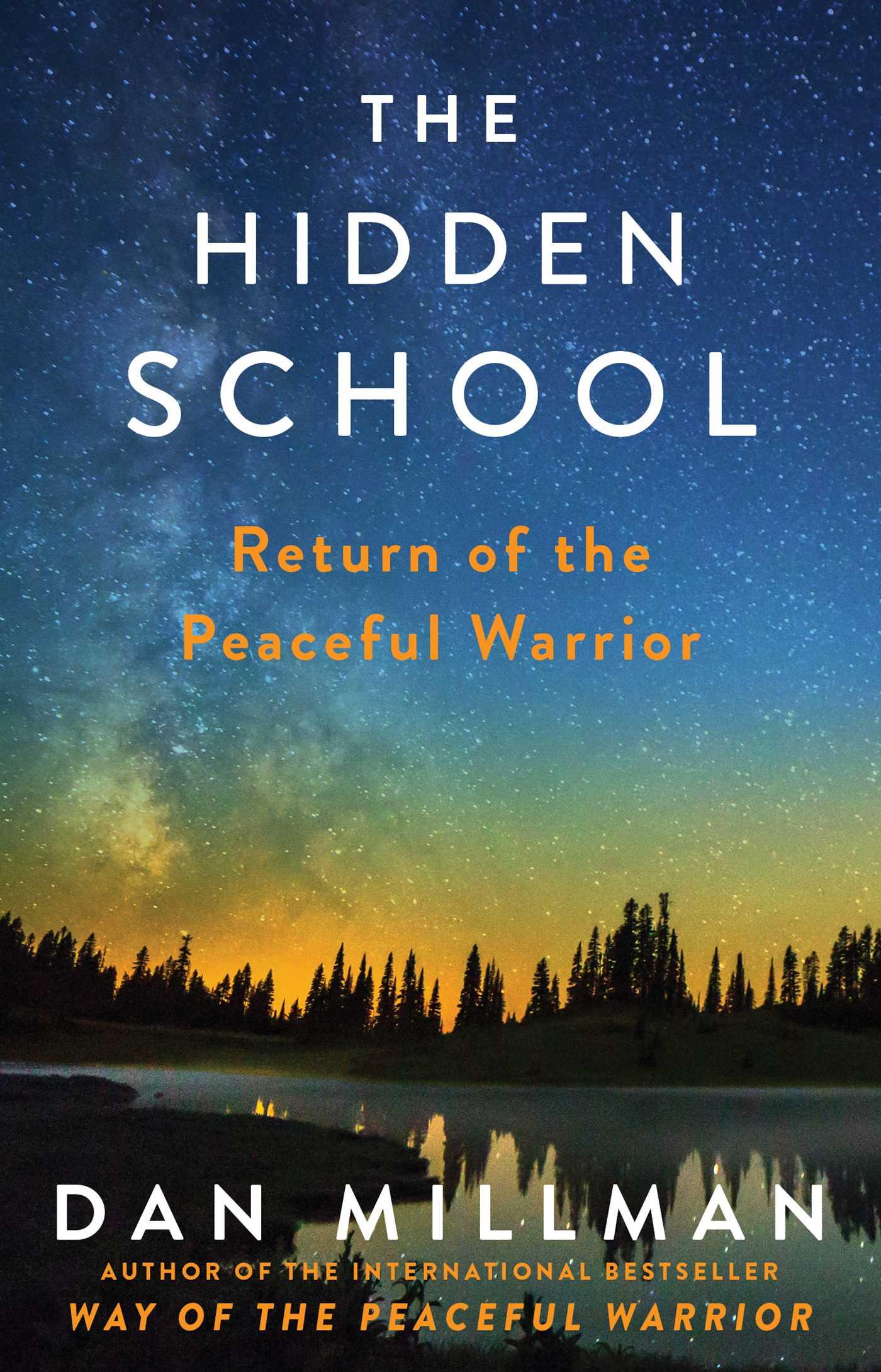 Hidden School by Dan Millman