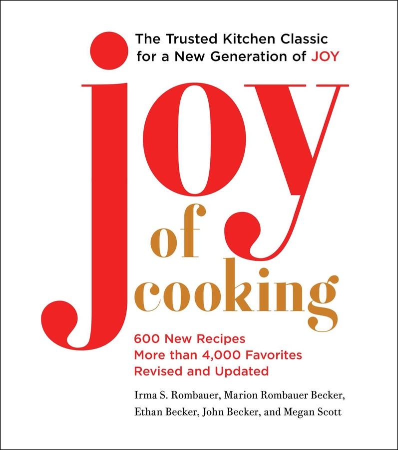 Buy Joy of Cooking
