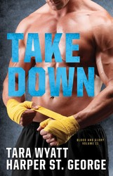 Take Down book cover