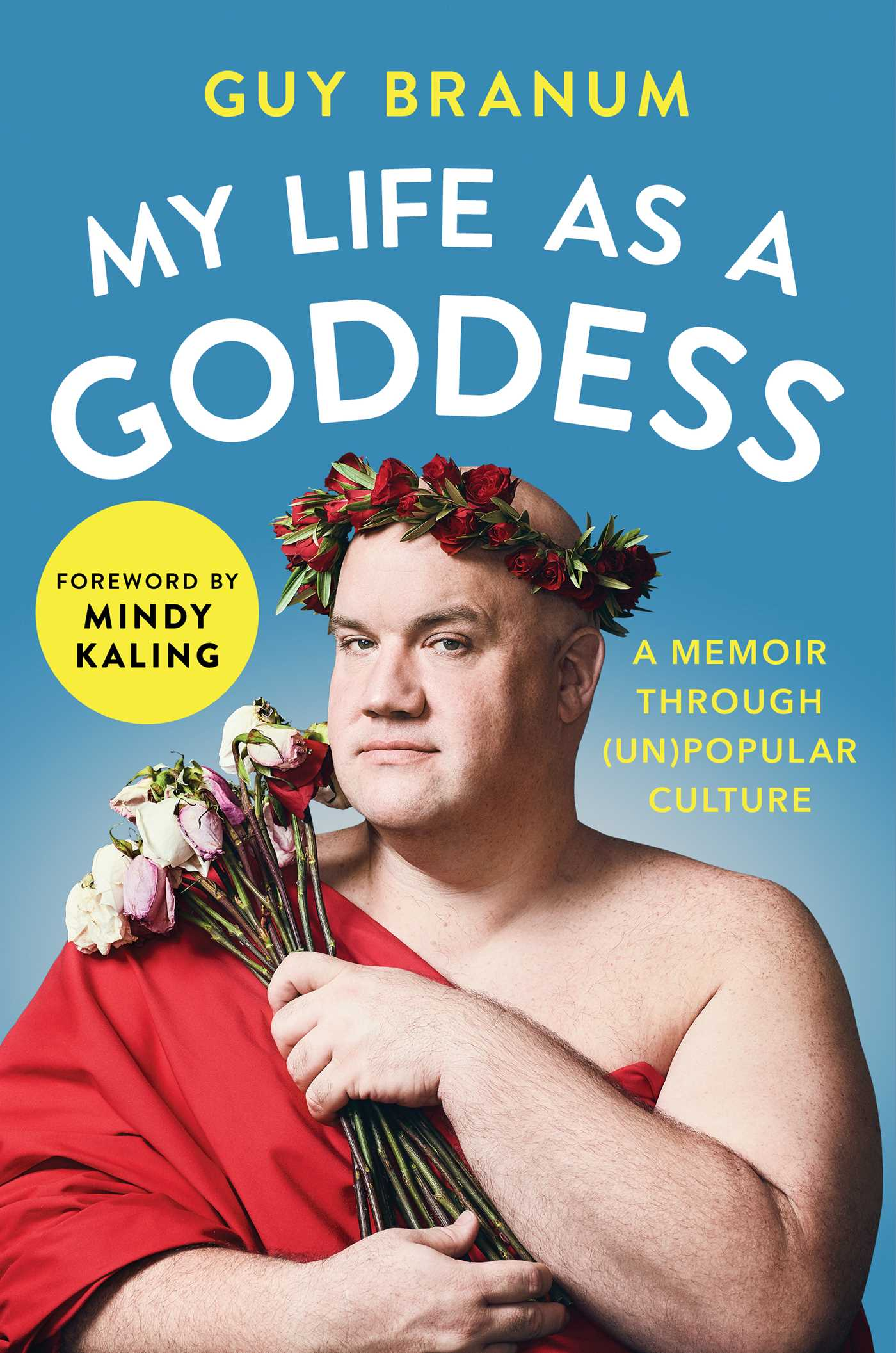 My life as a goddess 9781501170225 hr