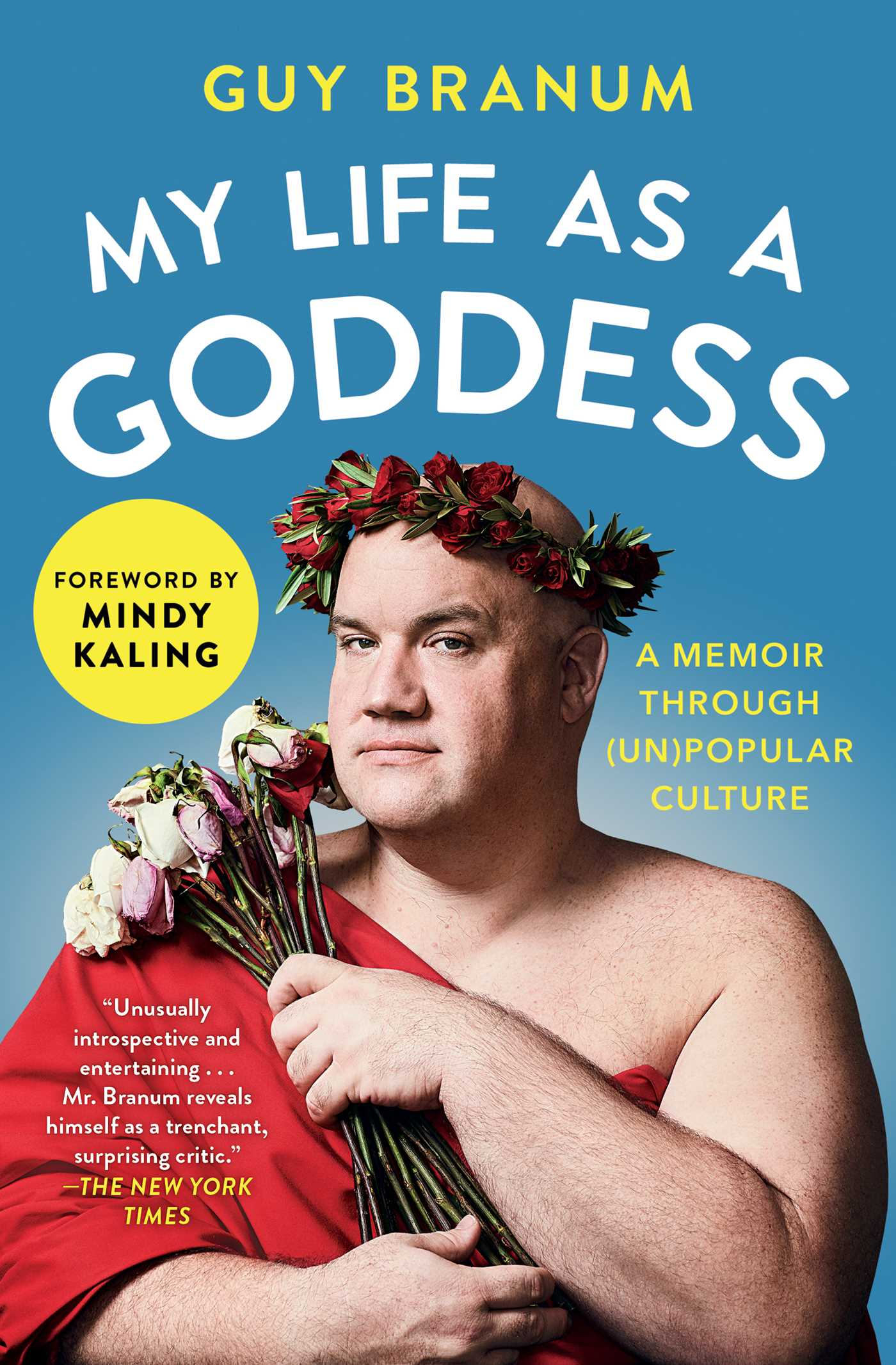My life as a goddess 9781501170249 hr