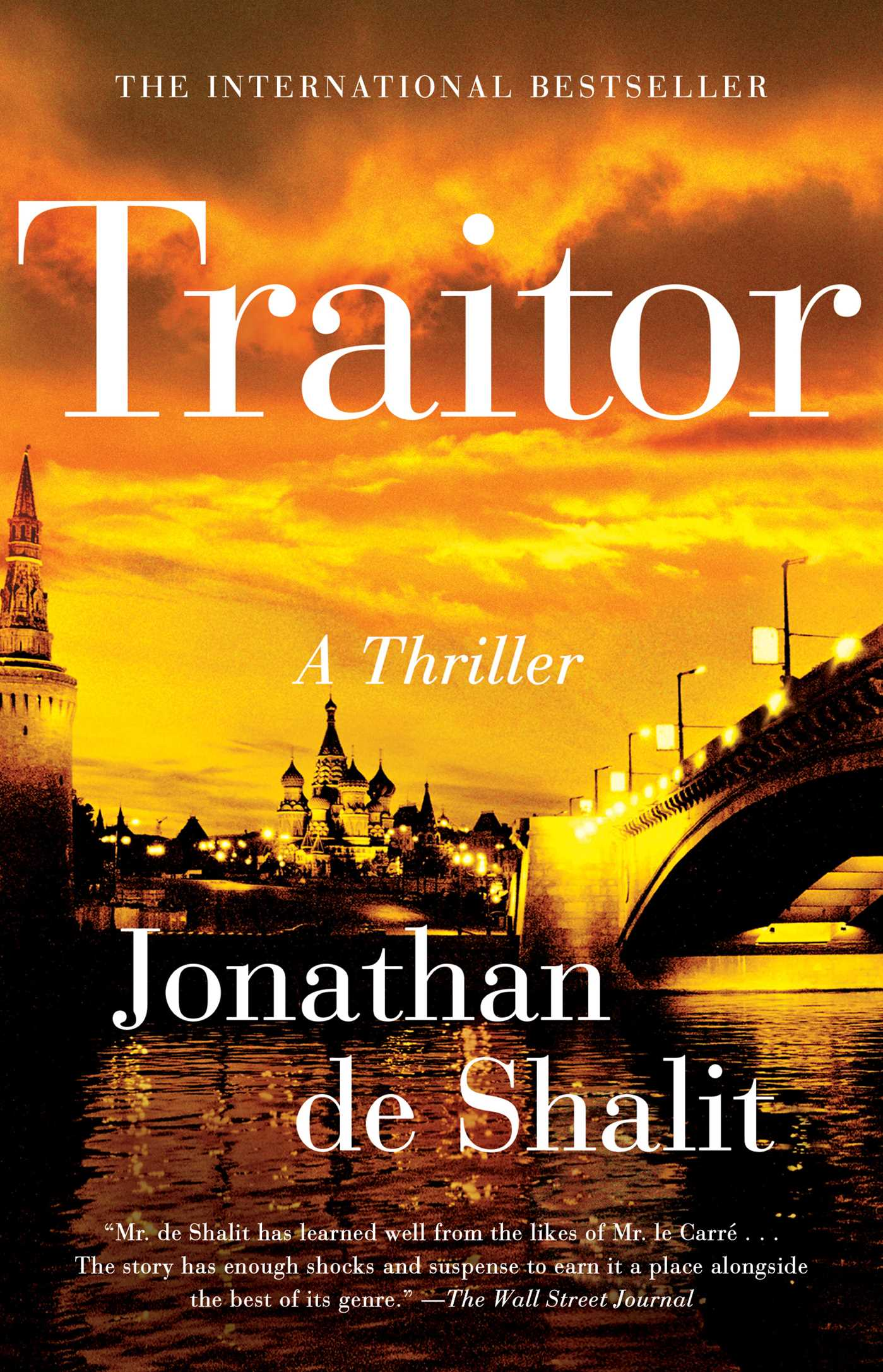 Traitor 9781501170508 hr