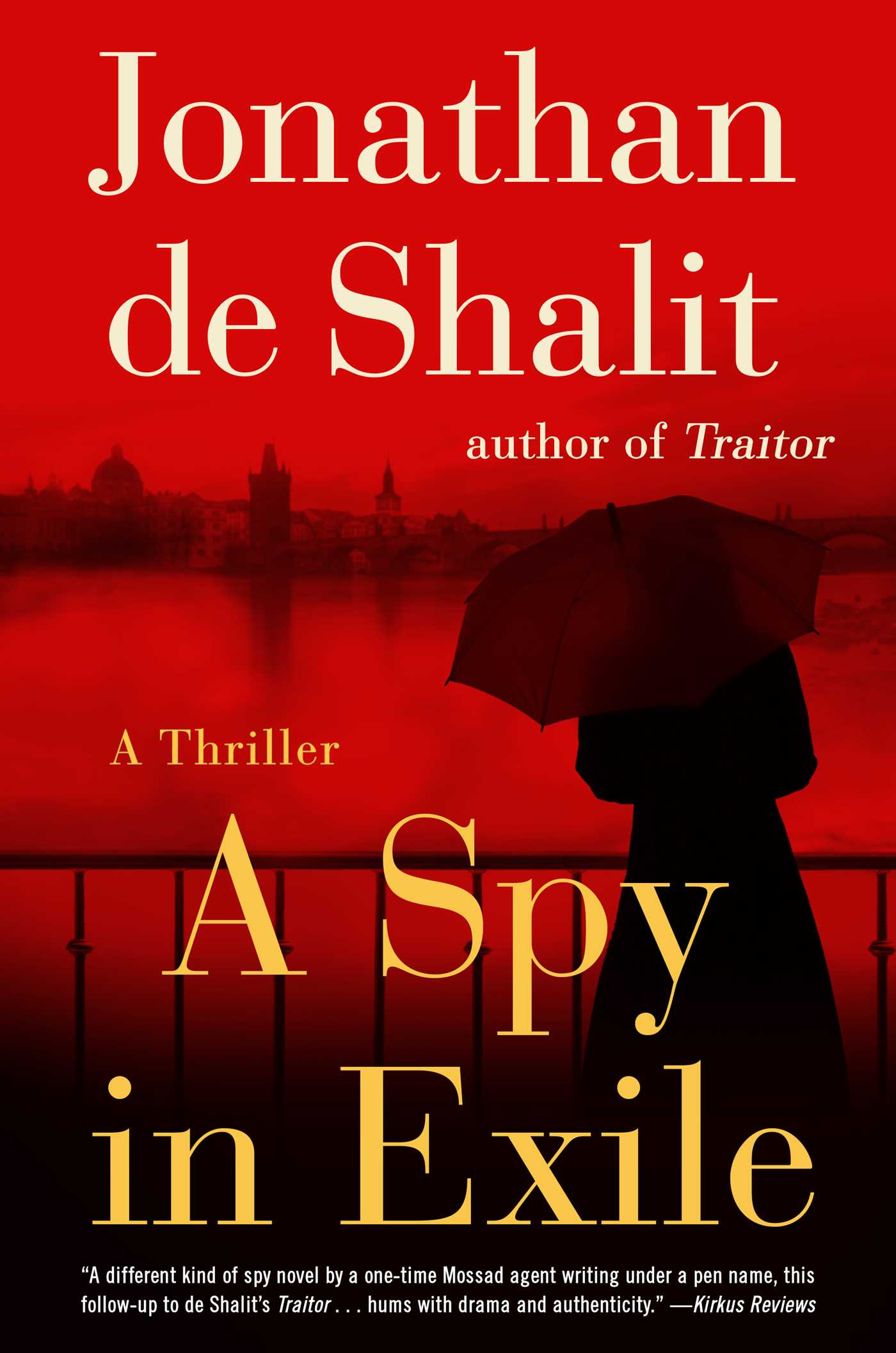 A spy in exile 9781501170560 hr