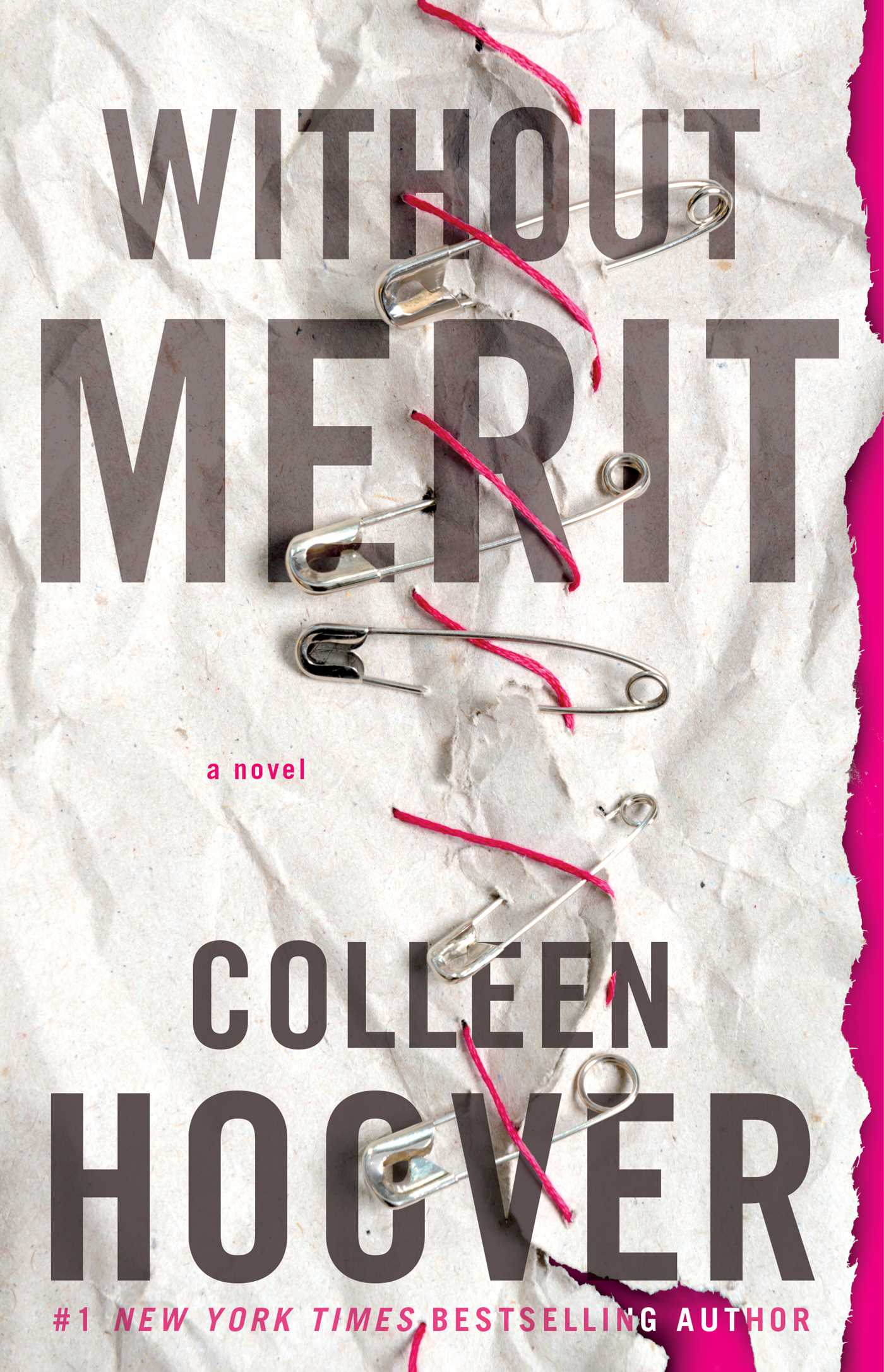 Without Merit Book By Colleen Hoover Official Publisher Page