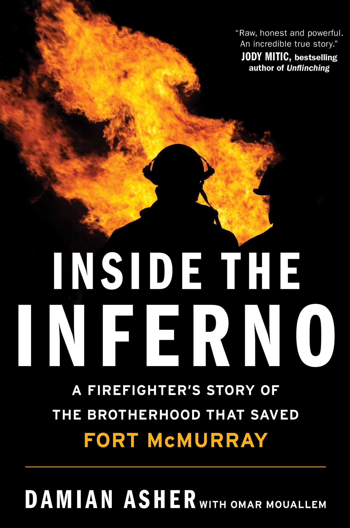 Inside the inferno 9781501171123 hr