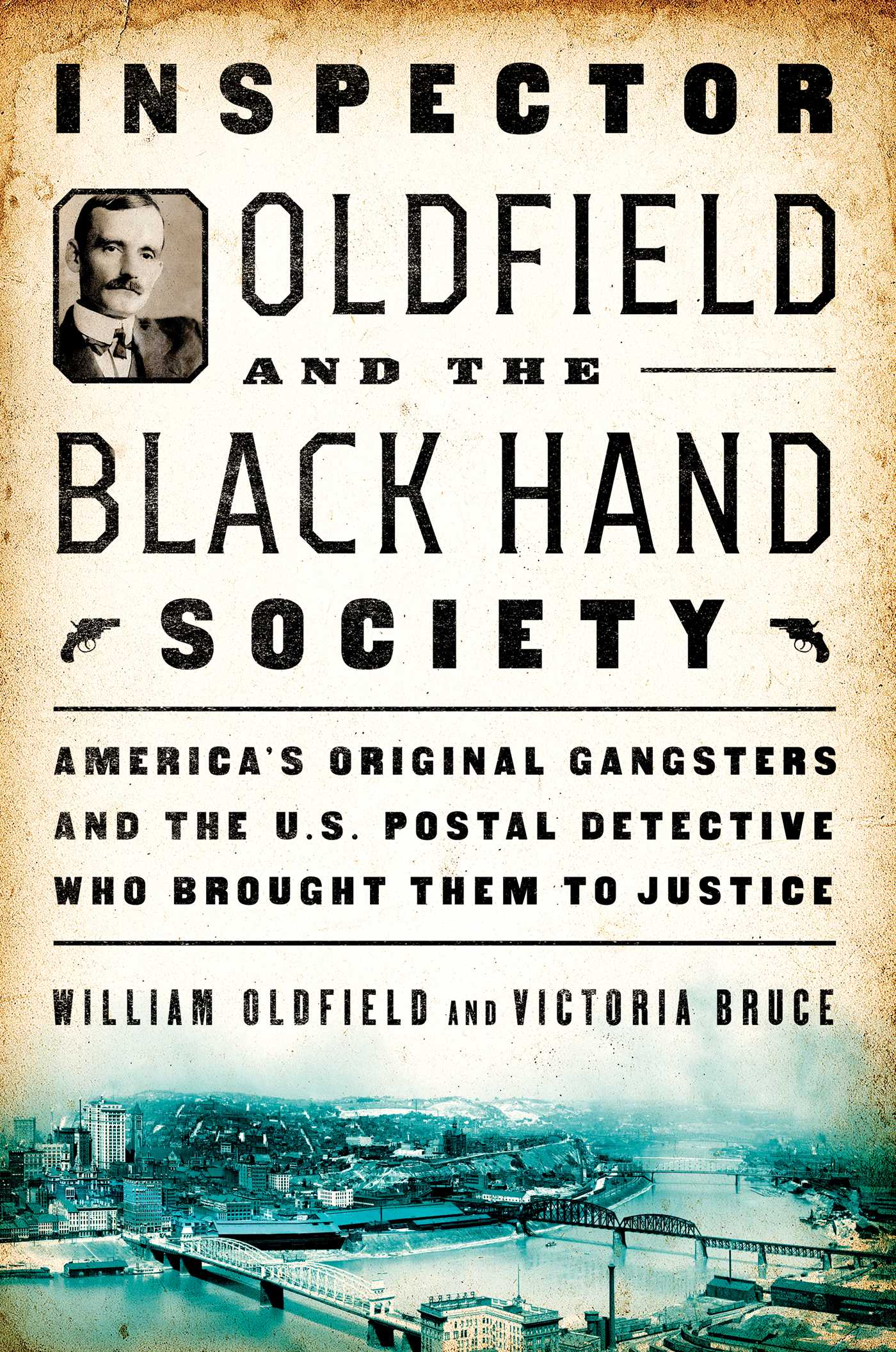 Inspector oldfield and the black hand society 9781501171208 hr