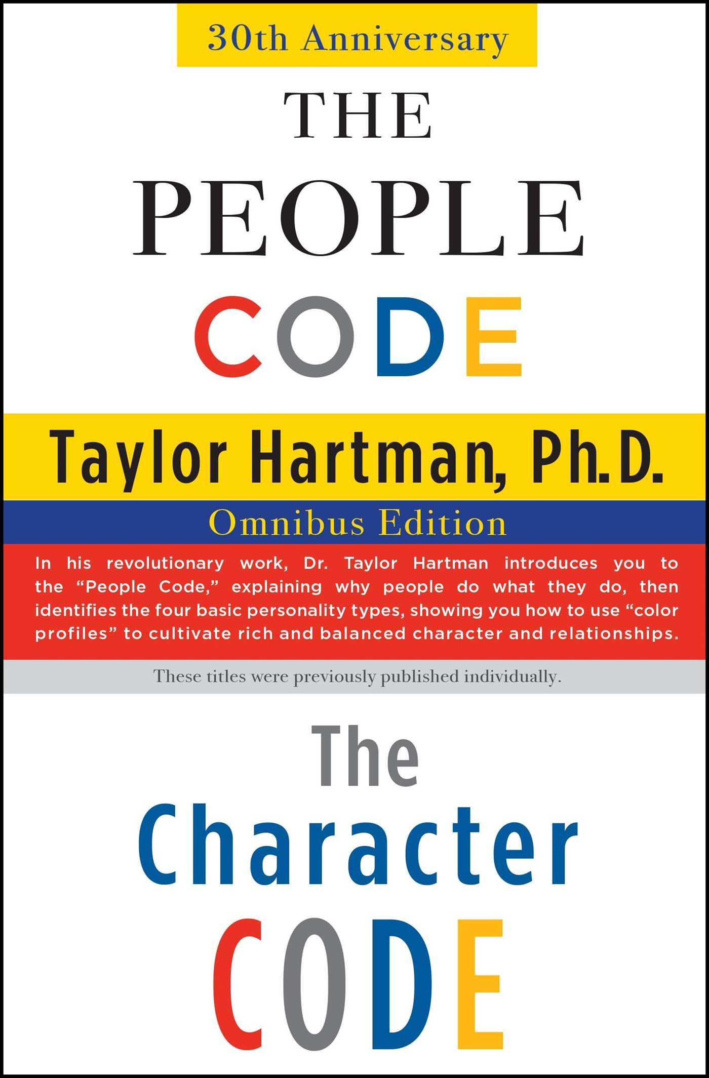 The people code and the character code 9781501171376 hr