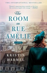 The Room on Rue Amélie book cover