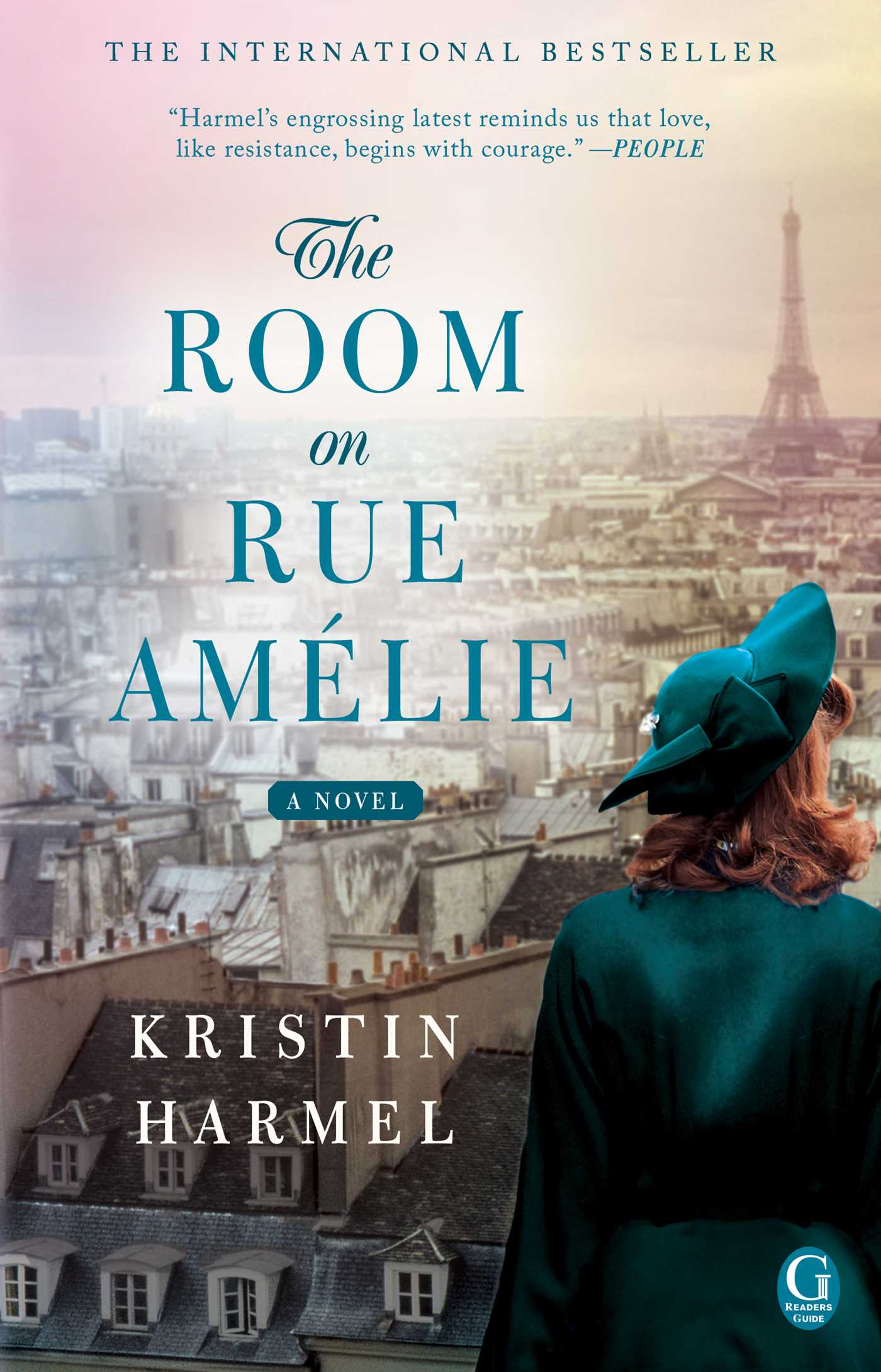 The room on rue amelie 9781501171413 hr