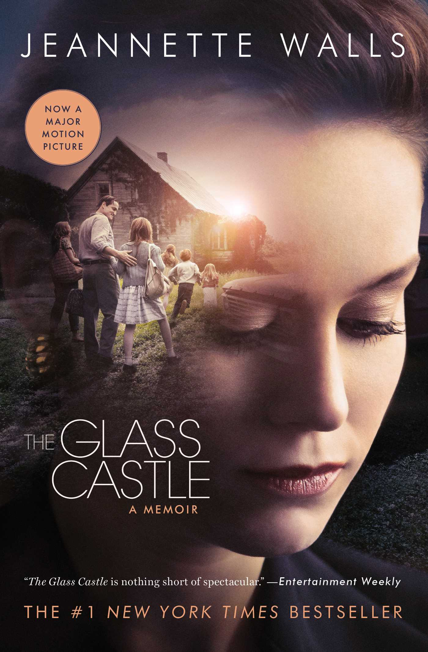 The glass castle 9781501171581 hr
