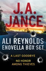Ali Reynolds eNovella Box Set