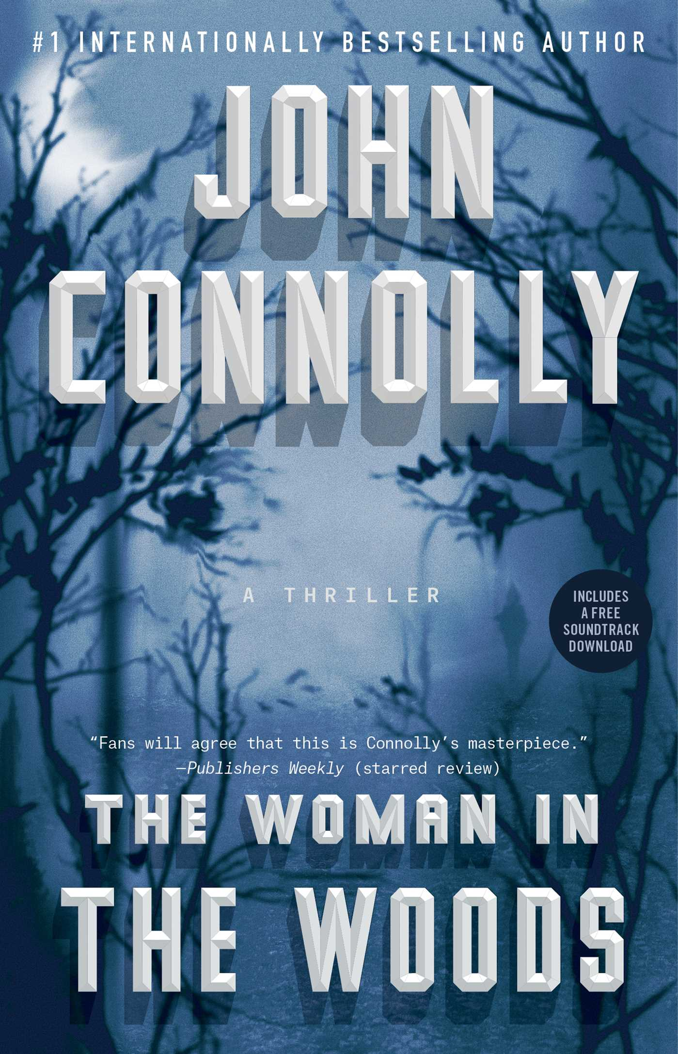 The woman in the woods 9781501171949 hr