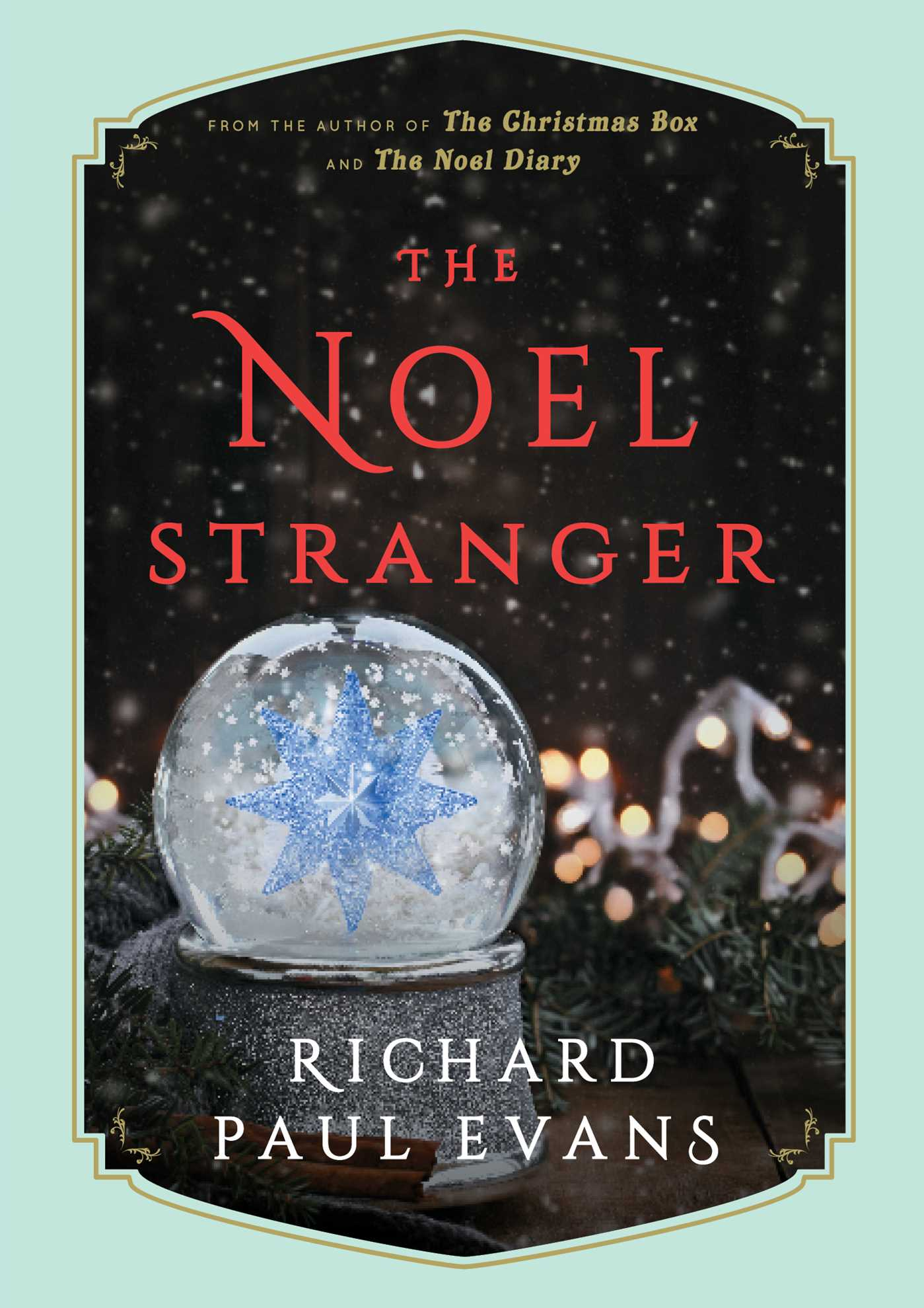 The Noel Stranger | Book by Richard Paul Evans | Official Publisher ...
