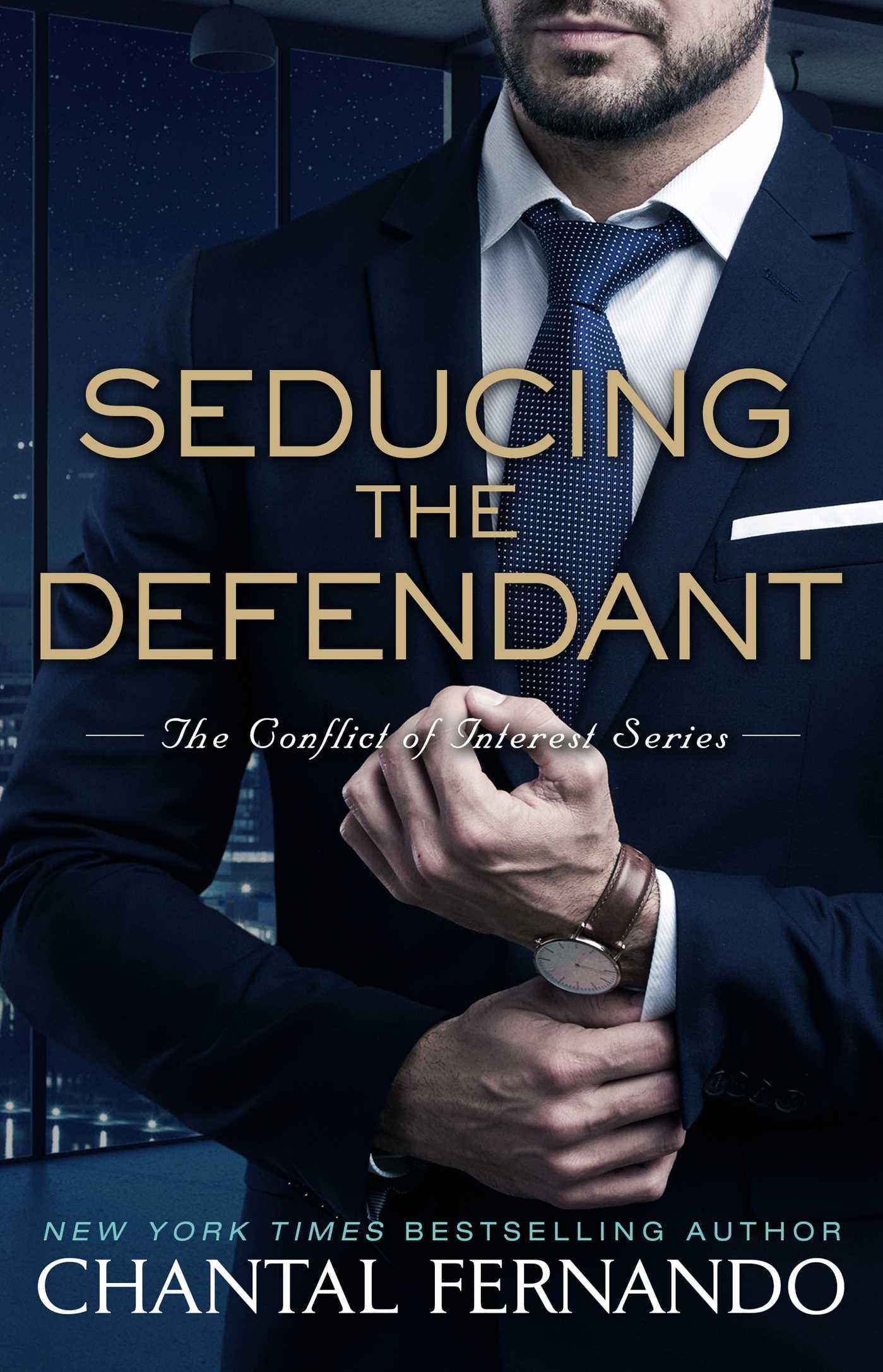 Seducing the defendant 9781501172366 hr