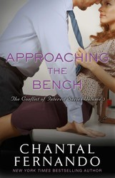 Approaching the Bench book cover
