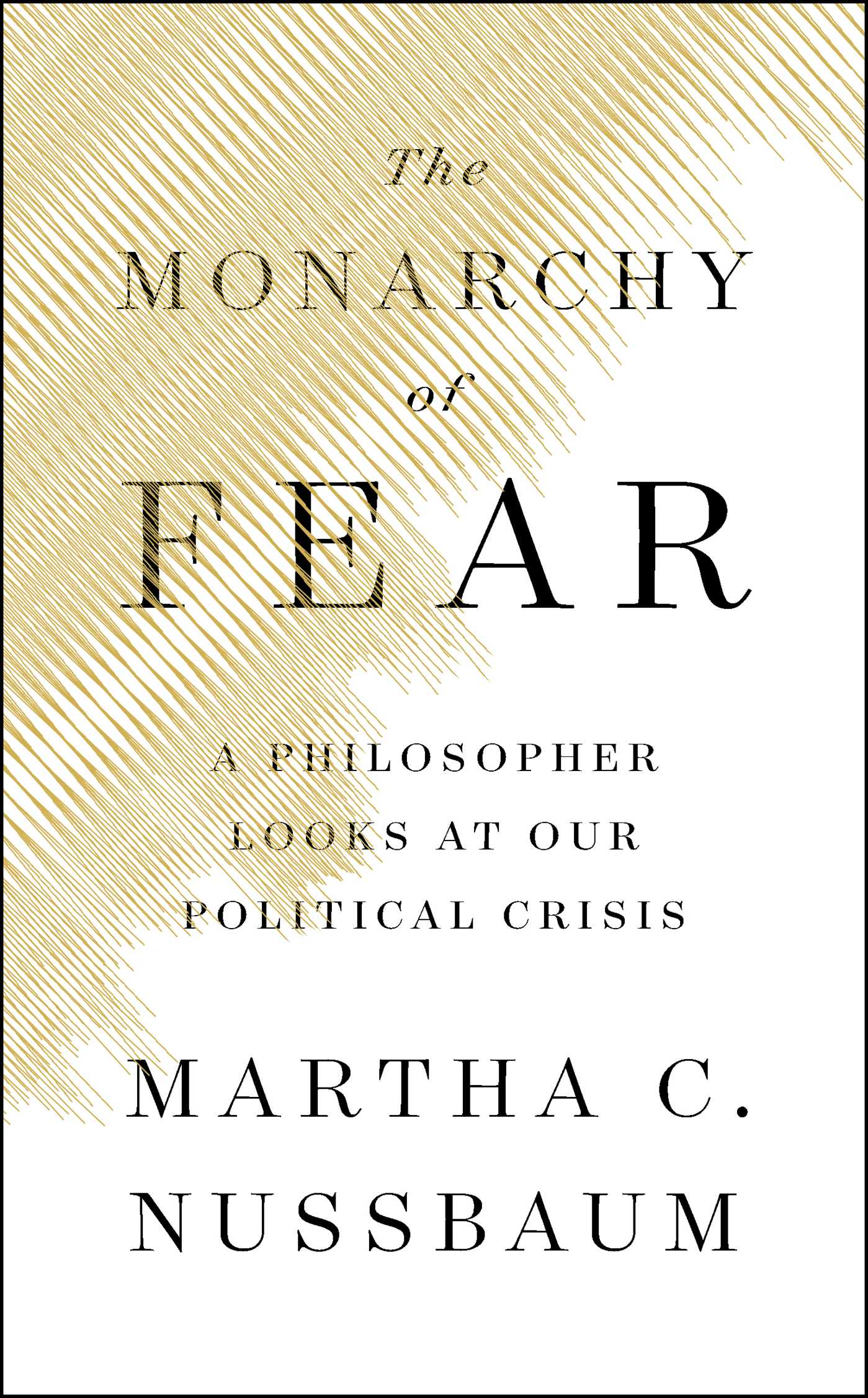 The monarchy of fear 9781501172496 hr