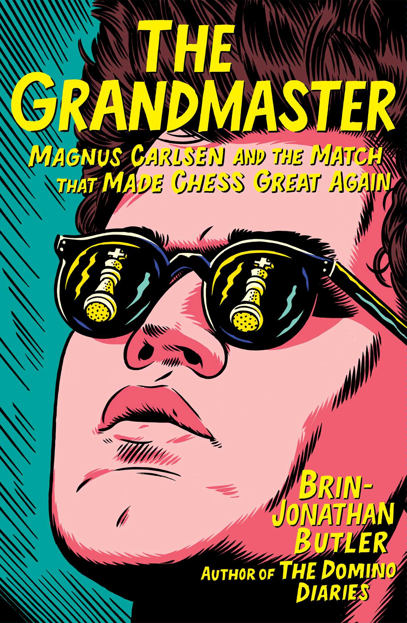 Book Cover Image (jpg): The Grandmaster