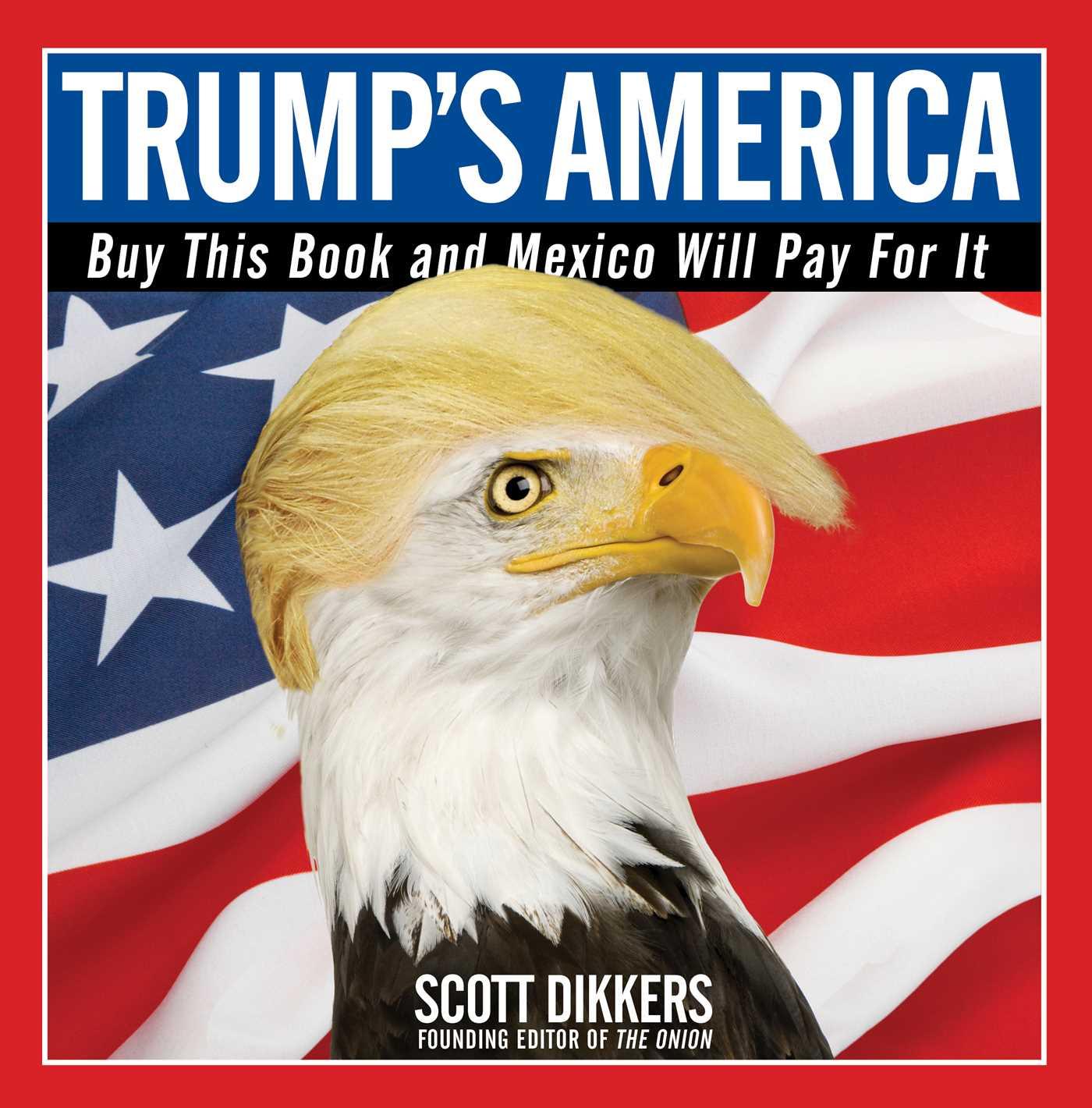Trumps america 9781501172670 hr