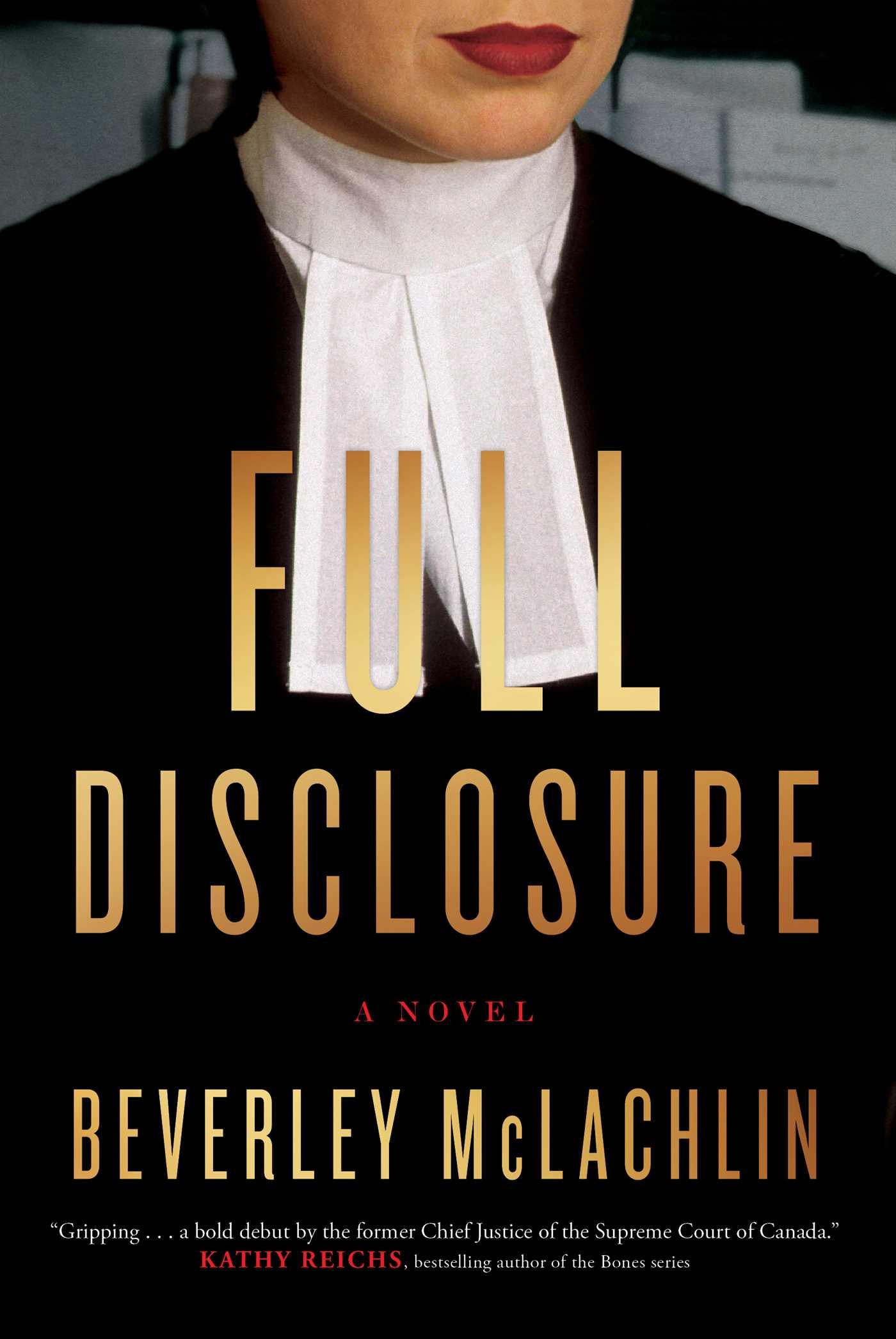 Full disclosure 9781501172786 hr