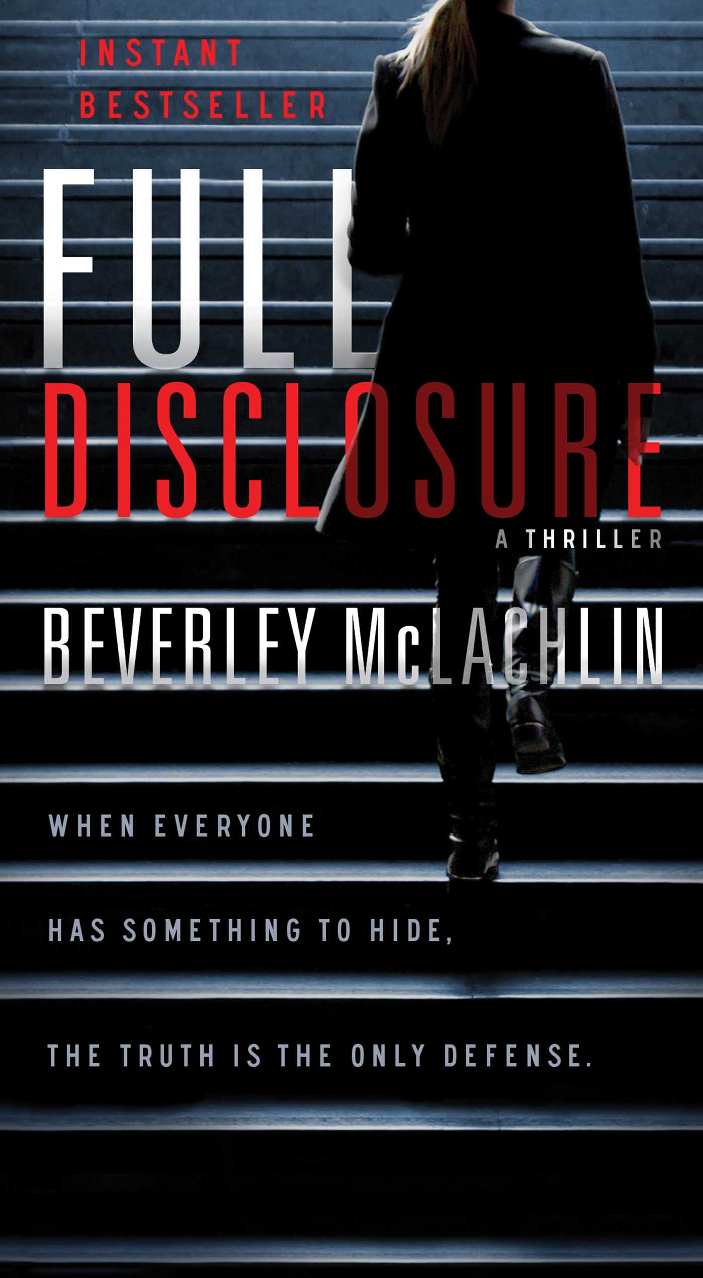 Full disclosure 9781501172793 hr