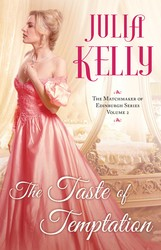 The Taste of Temptation book cover