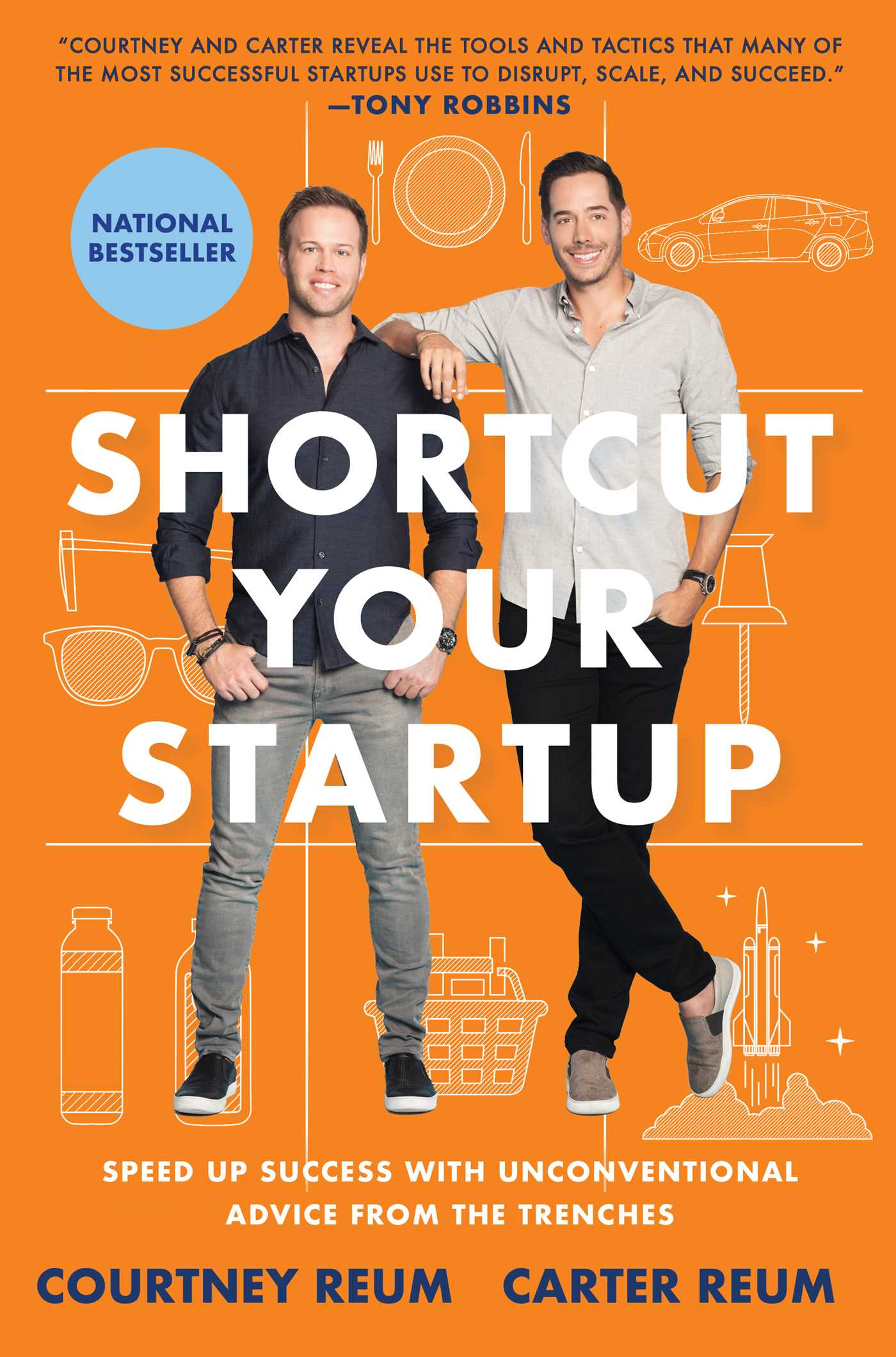 Shortcut your startup 9781501172991 hr