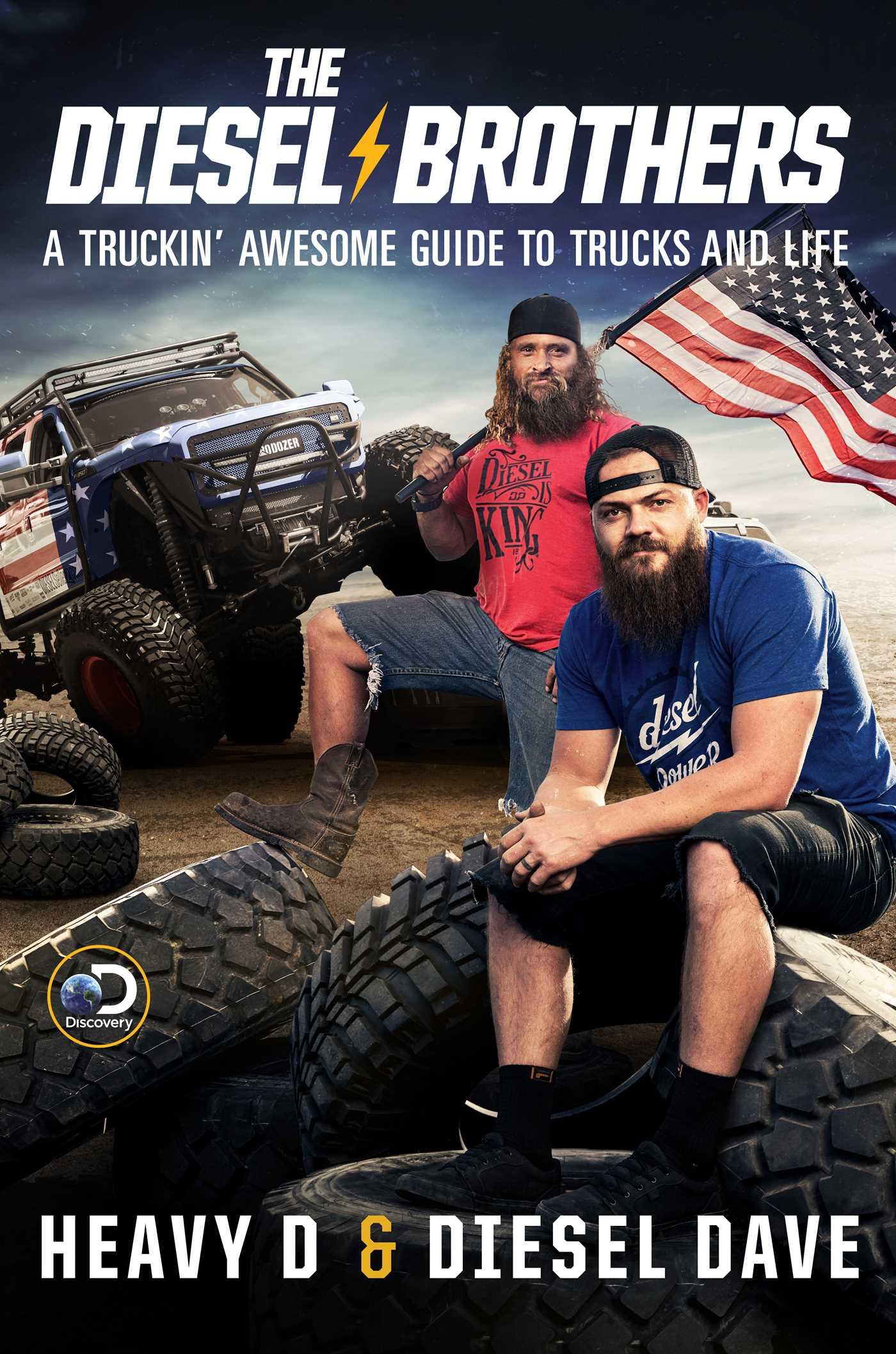 The diesel brothers 9781501173158 hr