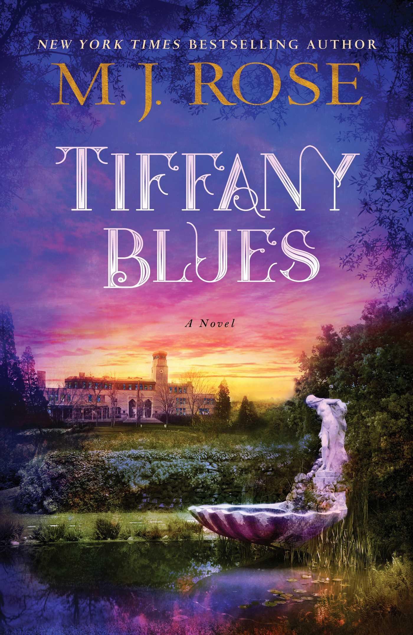 Tiffany blues 9781501173592 hr