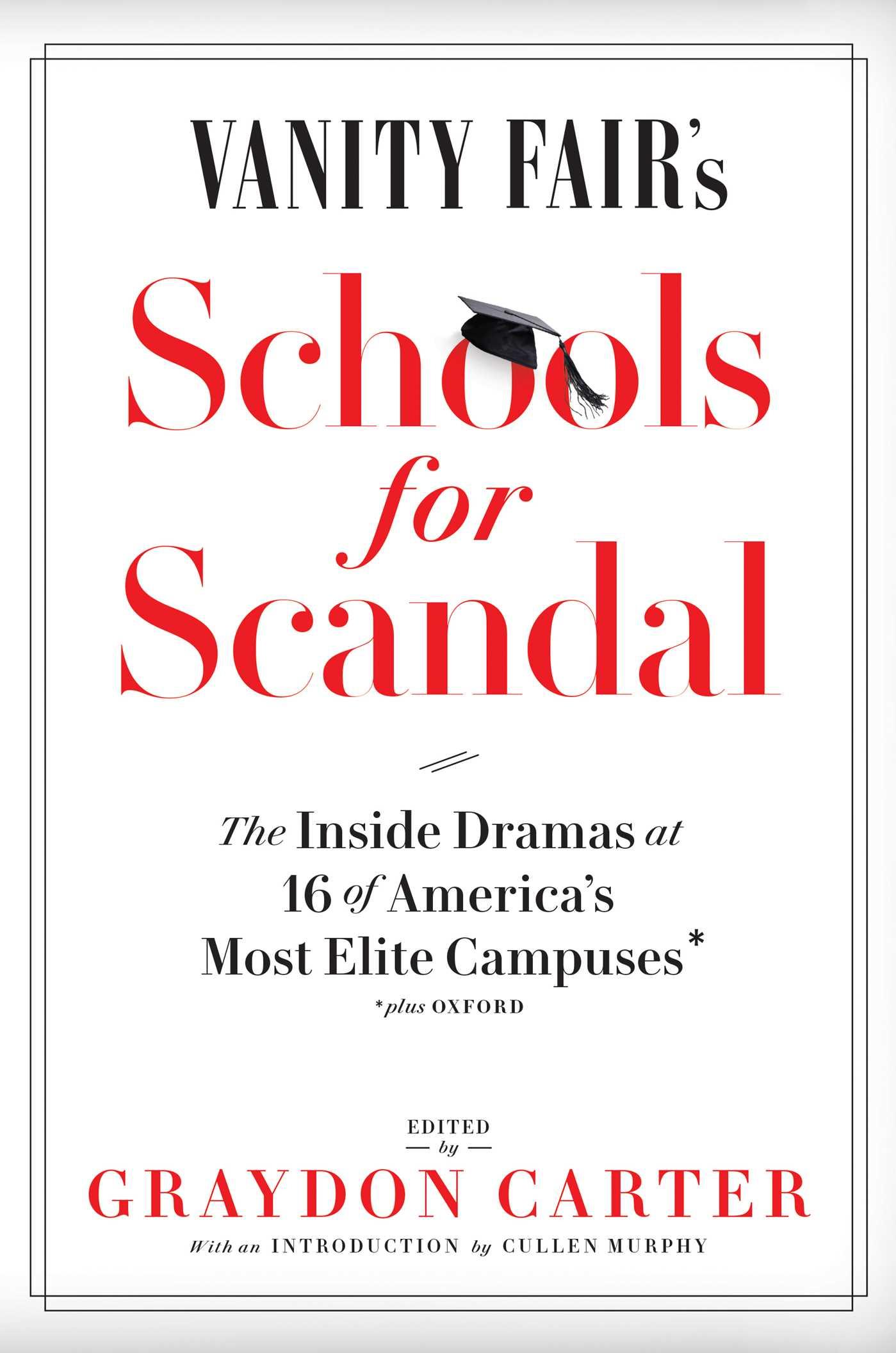 Vanity fairs schools for scandal 9781501173745 hr