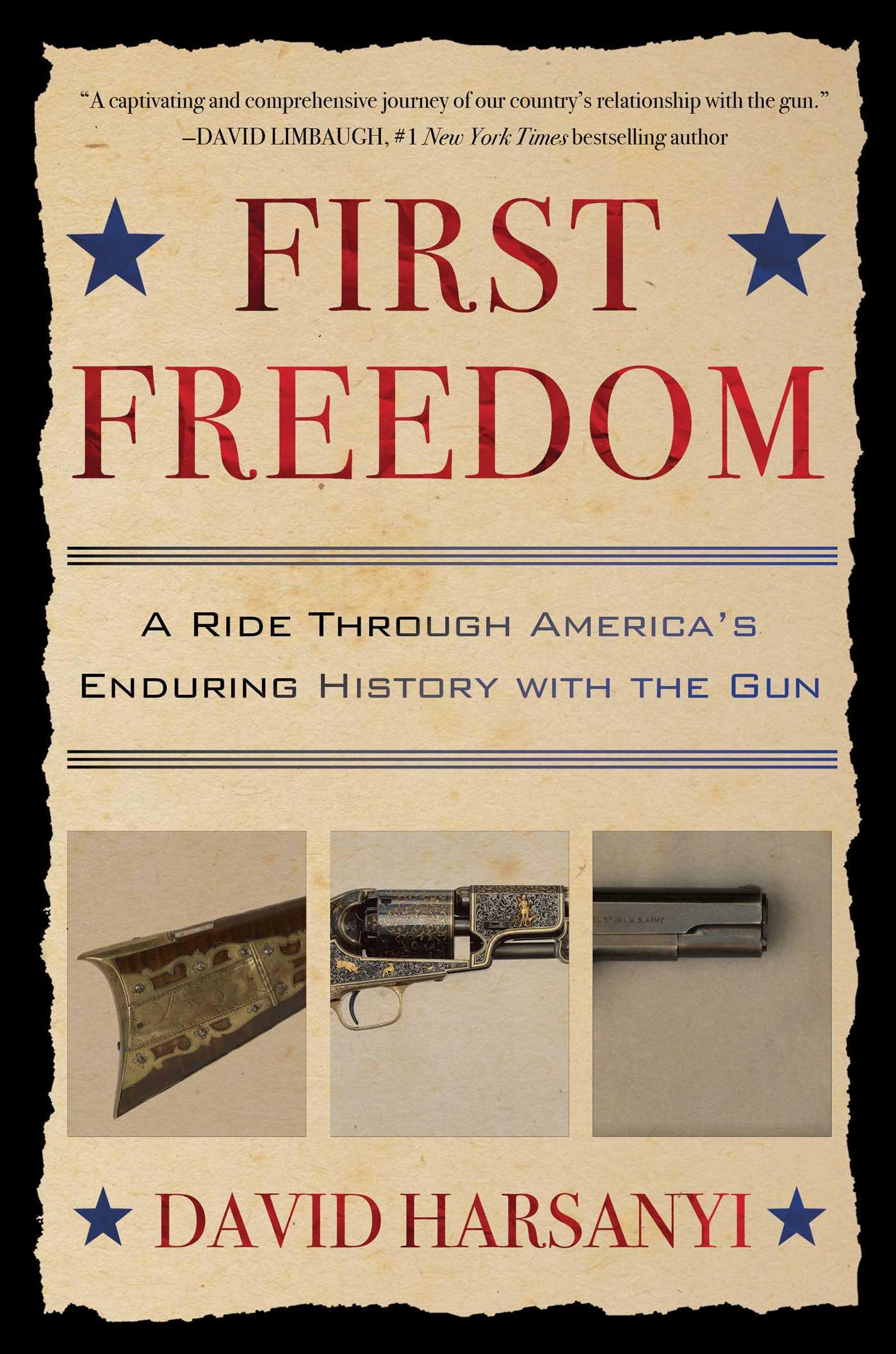 First freedom 9781501174001 hr