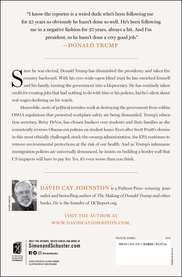 It's Even Worse Than You Think   Book by David Cay Johnston