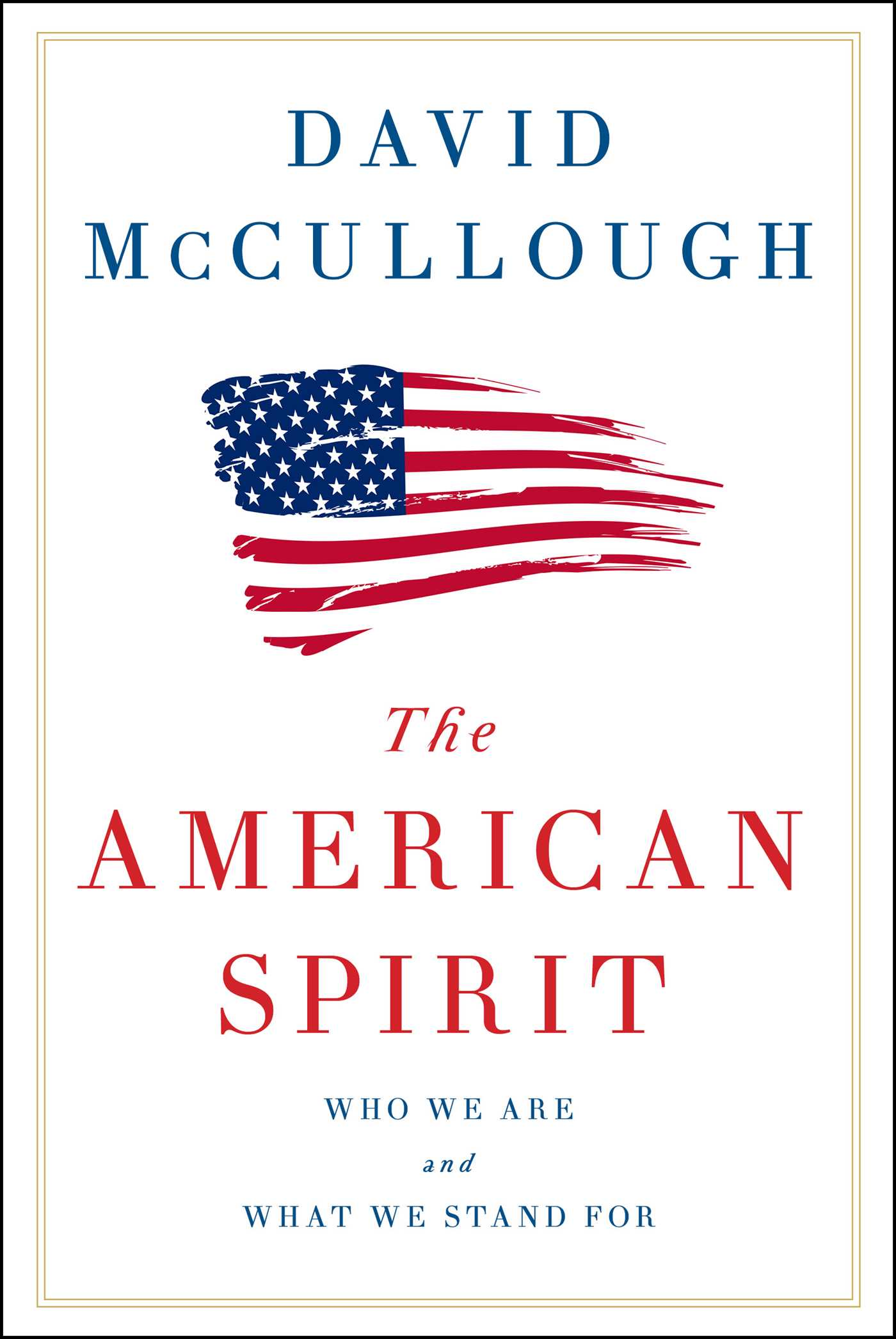 The american spirit 9781501174216 hr