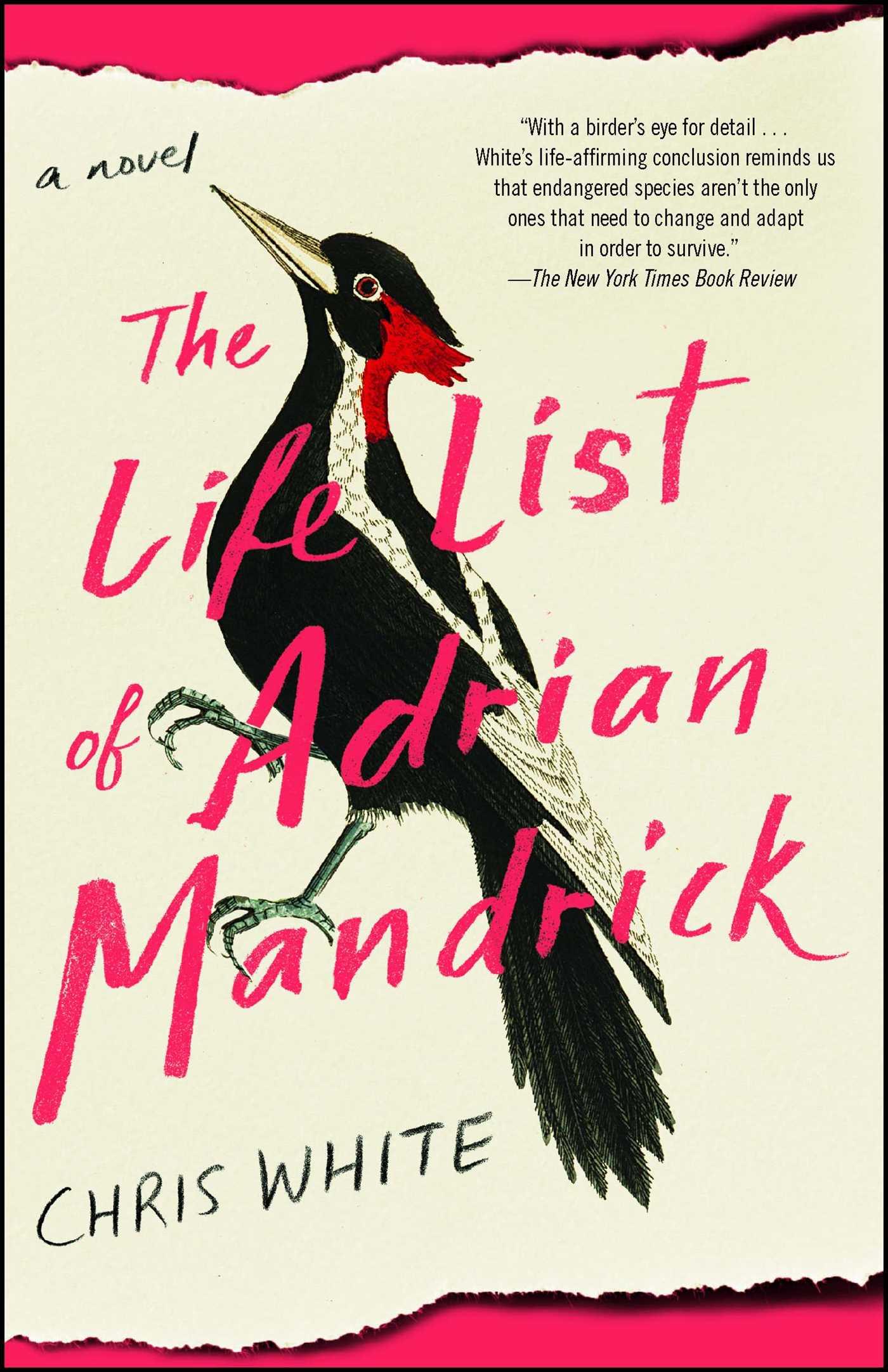 The life list of adrian mandrick 9781501174322 hr