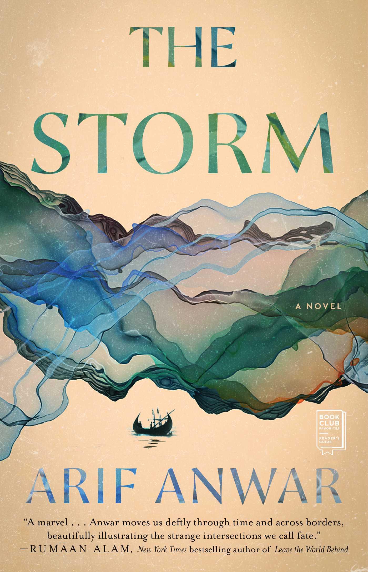The storm 9781501174520 hr