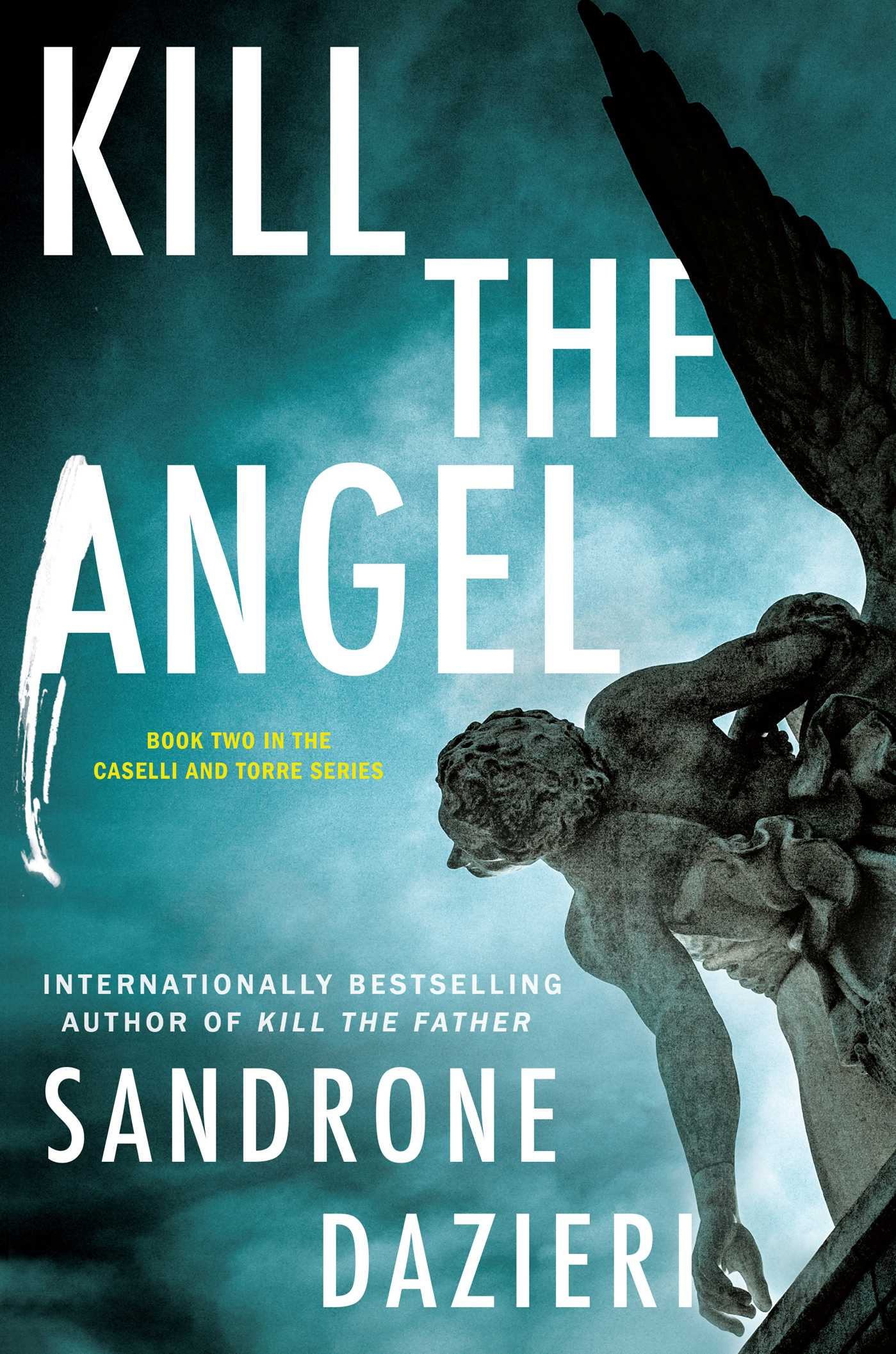 Kill the angel 9781501174650 hr