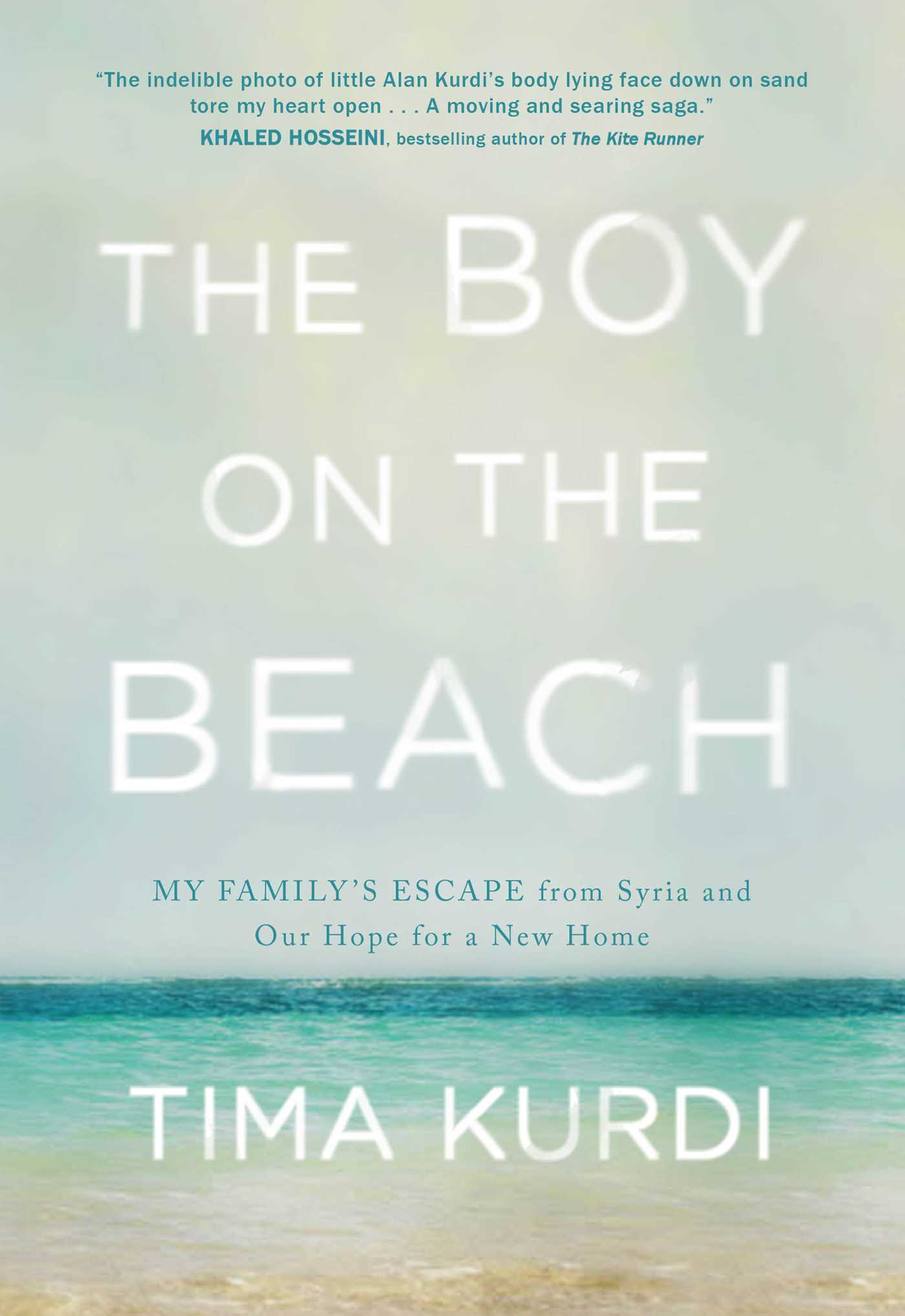 The boy on the beach 9781501175237 hr