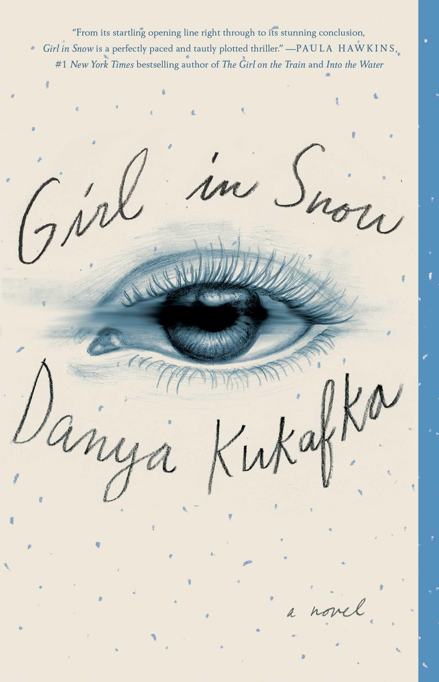 Girl in snow 9781501175367 hr