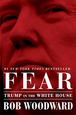 Fear | Book by Bob Woodward | Official Publisher Page | Simon & Schuster