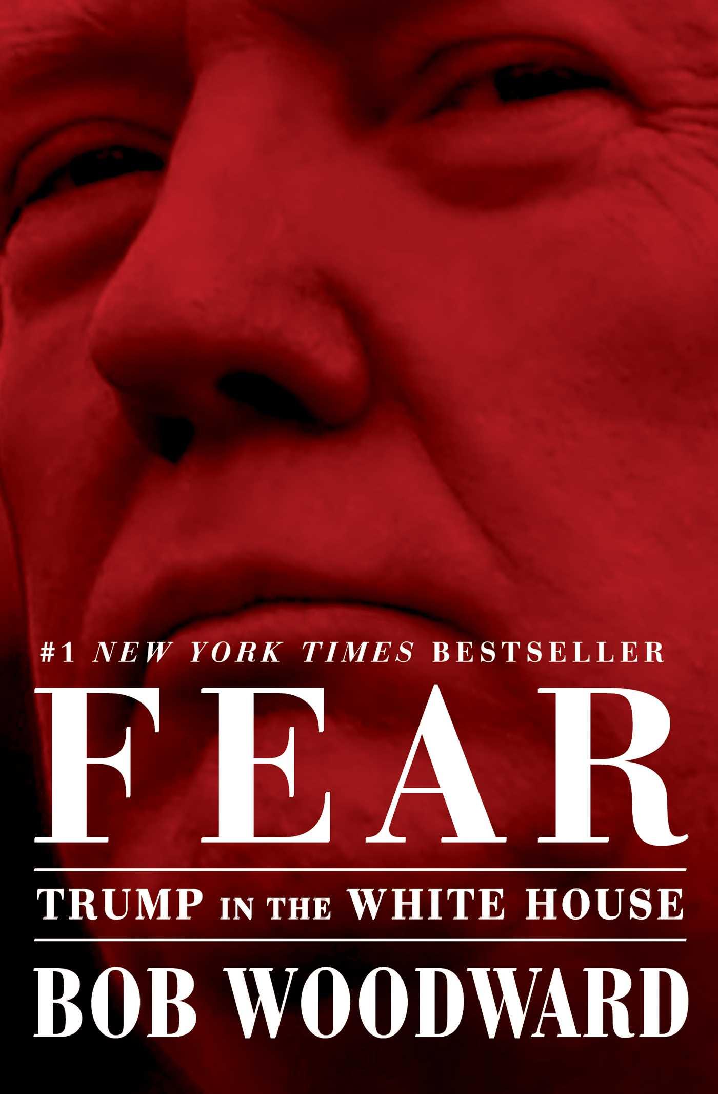 Fear 9781501175534 hr