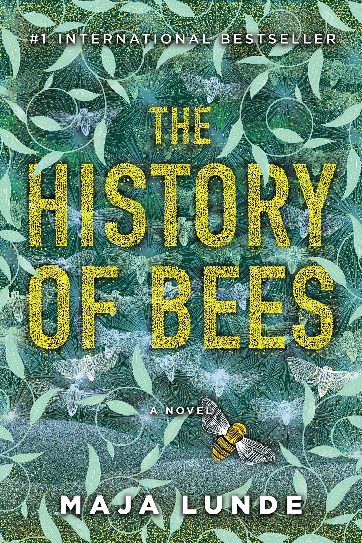 The history of bees 9781501175732 hr