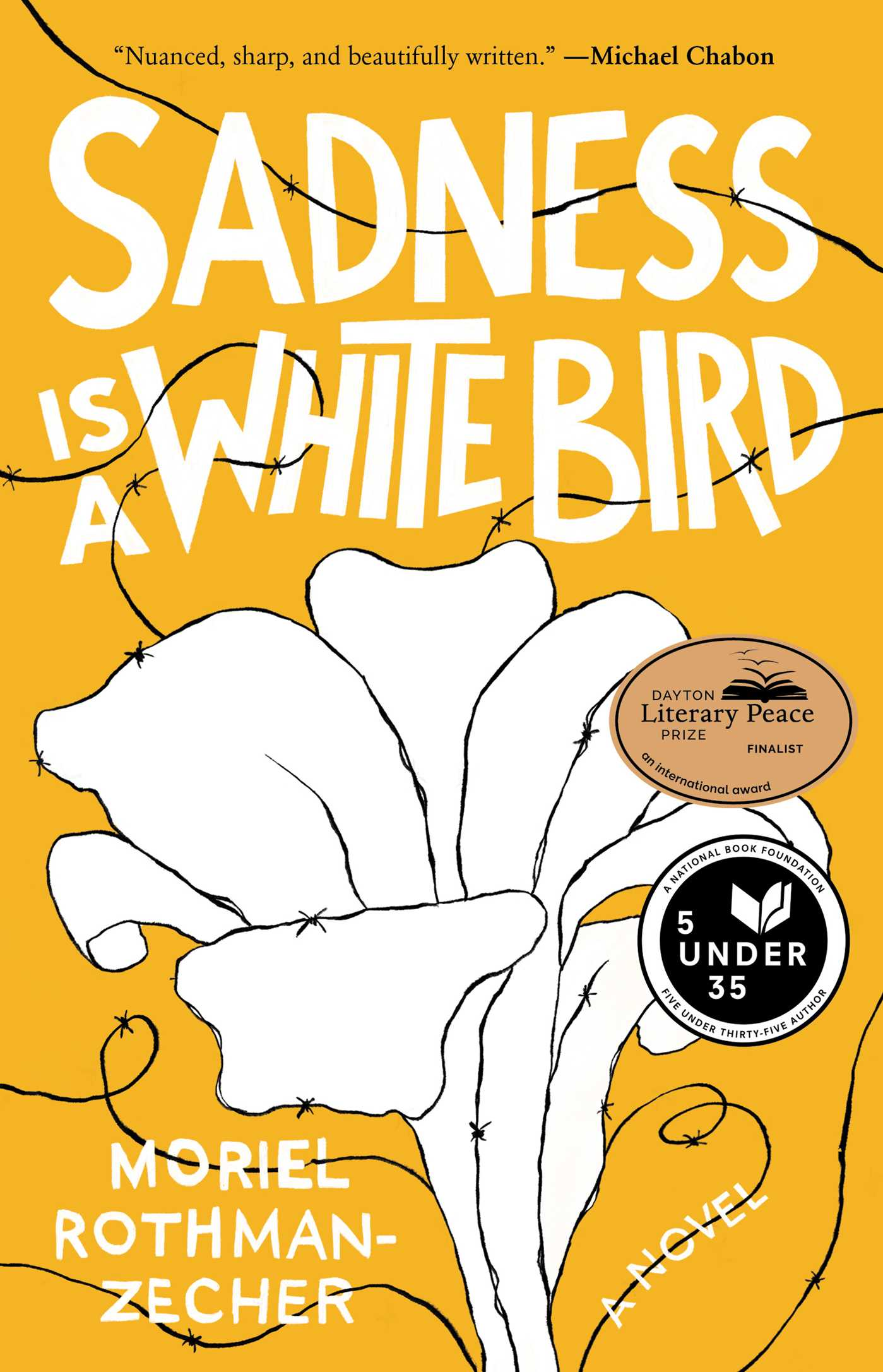 Sadness is a white bird 9781501176289 hr